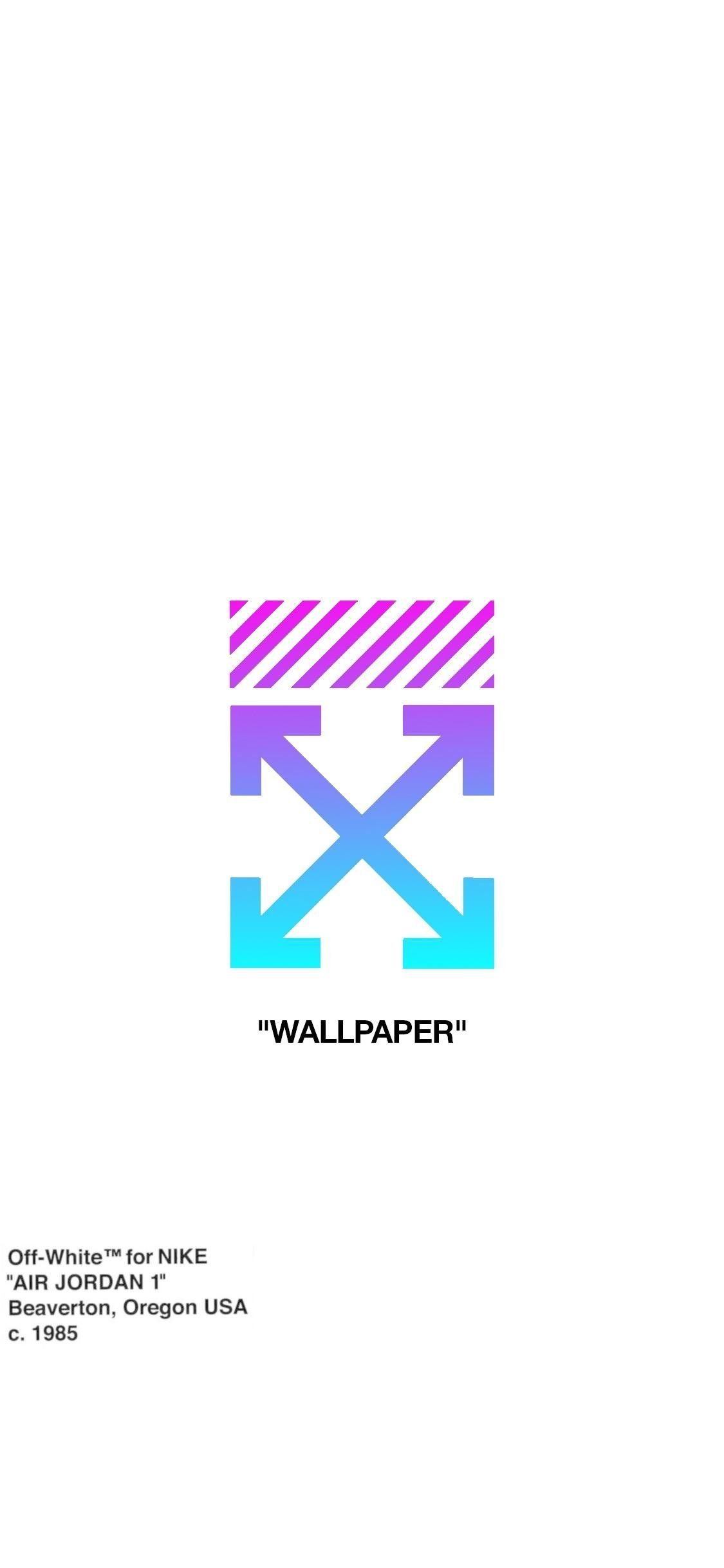 Nike Off White Wallpapers Wallpaper Cave