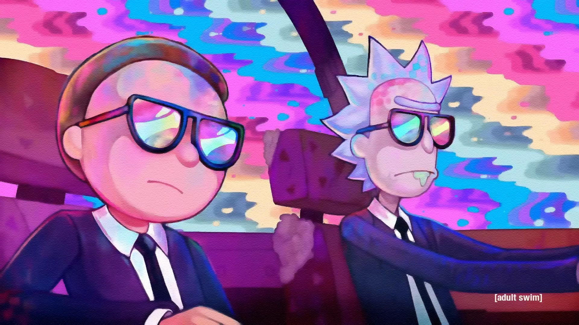 Cool Backgrounds Rick And Morty