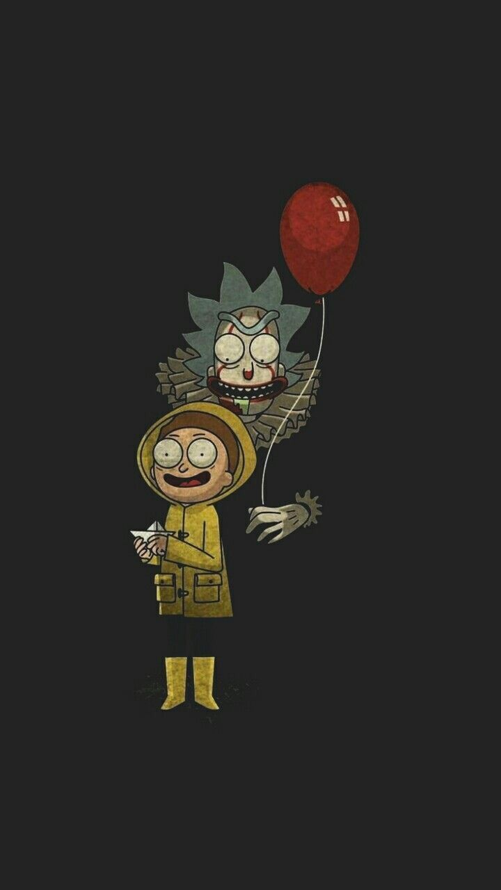 Aesthetic Ps4 Rick And Morty Wallpapers - Wallpaper Cave