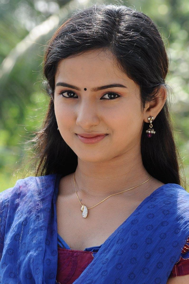 Actress Athulya Cute Churidar Photos Stills   New Movie