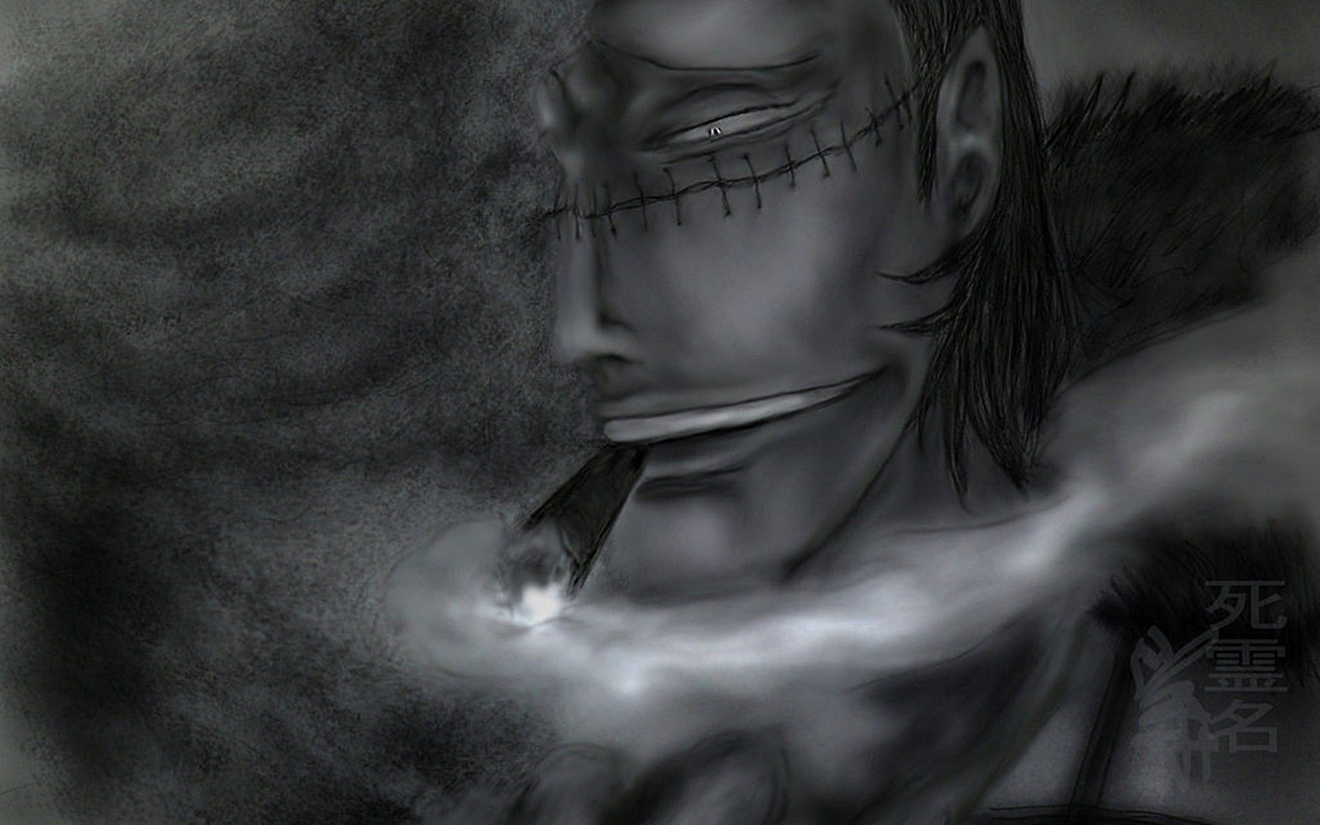 Crocodile One Piece Wallpapers Wallpaper Cave
