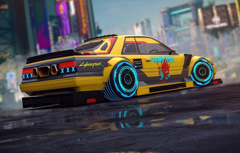 Cyberpunk 2077 Cars Wallpapers - Wallpaper Cave