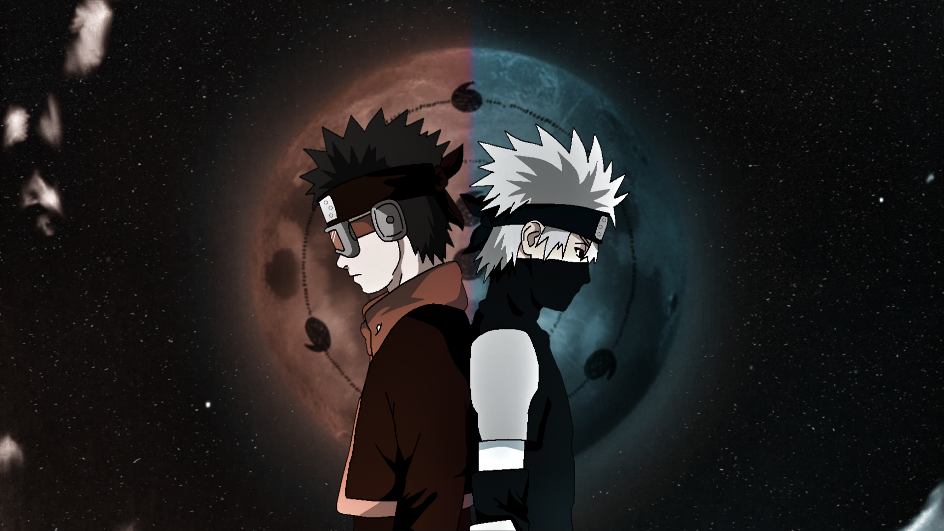 Obito And Kakashi Wallpapers Wallpaper Cave