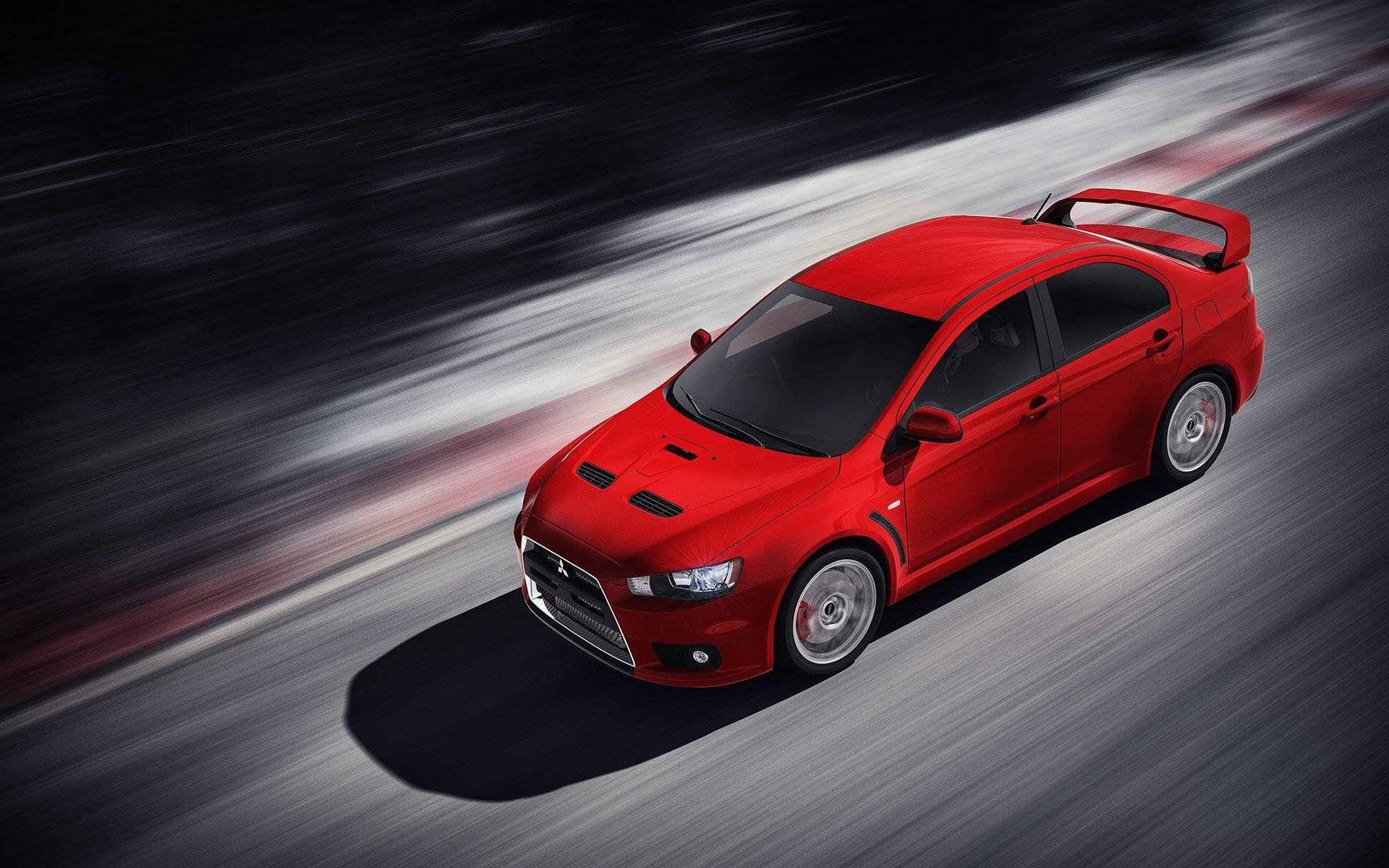 Lancer Evolution X Wallpapers