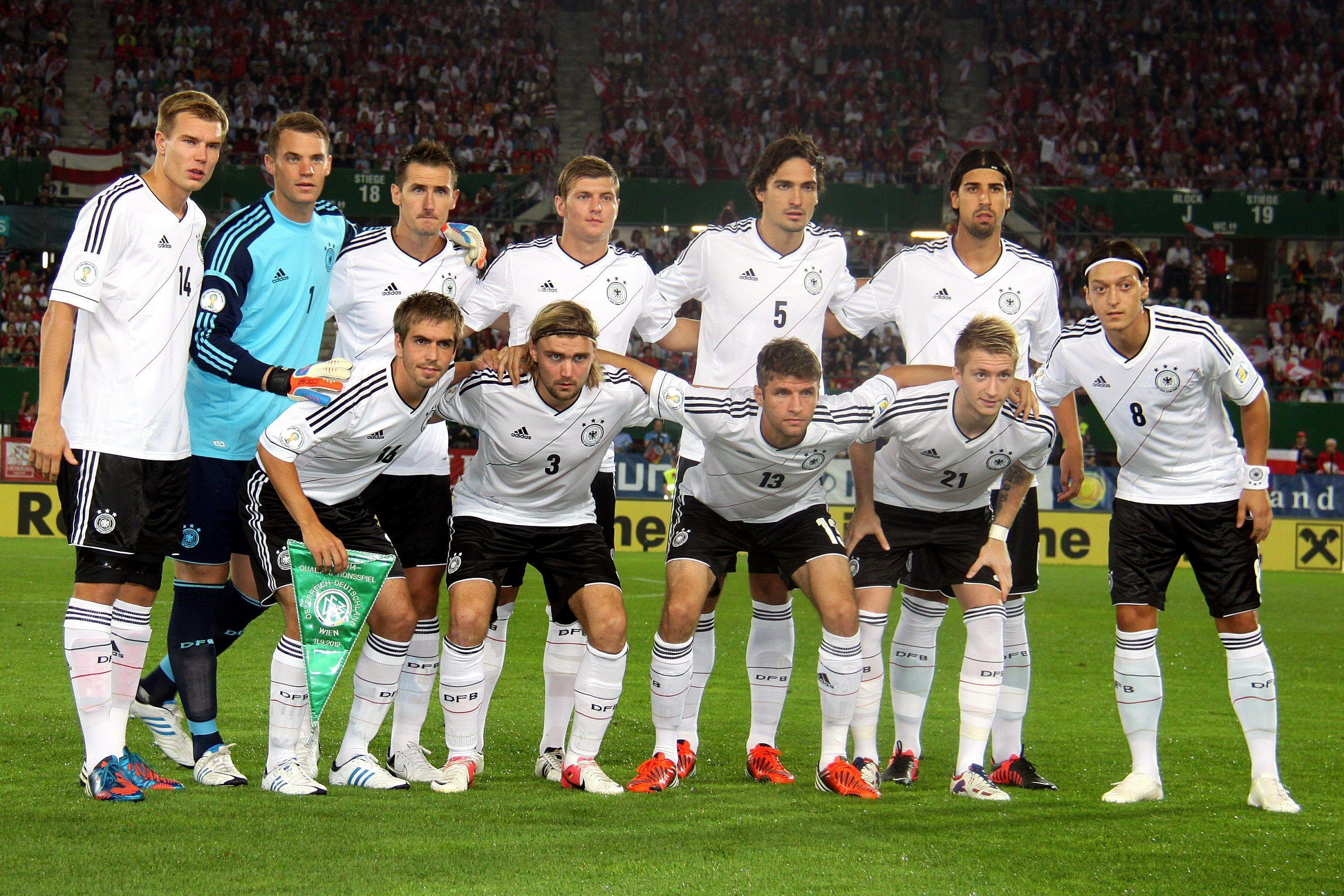 Germany National Football Team Background 7