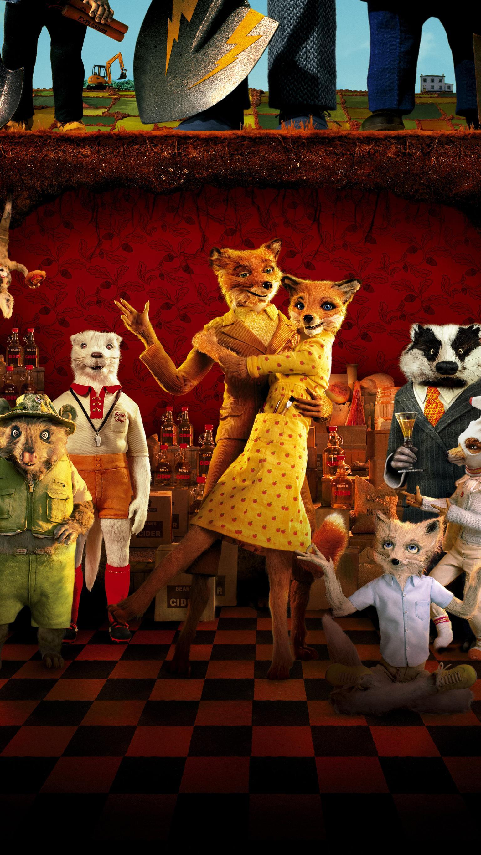 Fantastic Mr Fox Wallpapers Wallpaper Cave