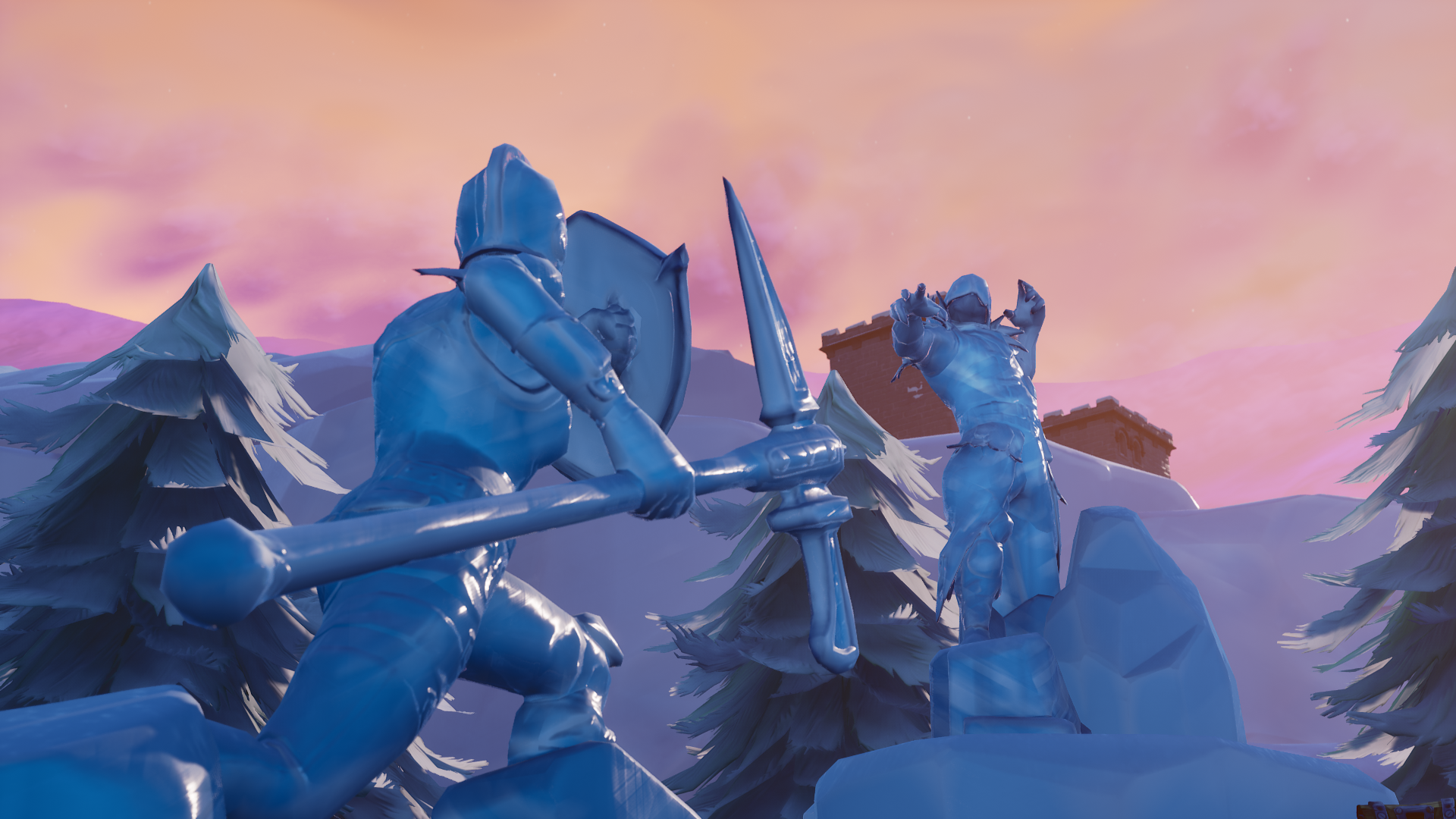 Frozen Red Knight Wallpapers Wallpaper Cave