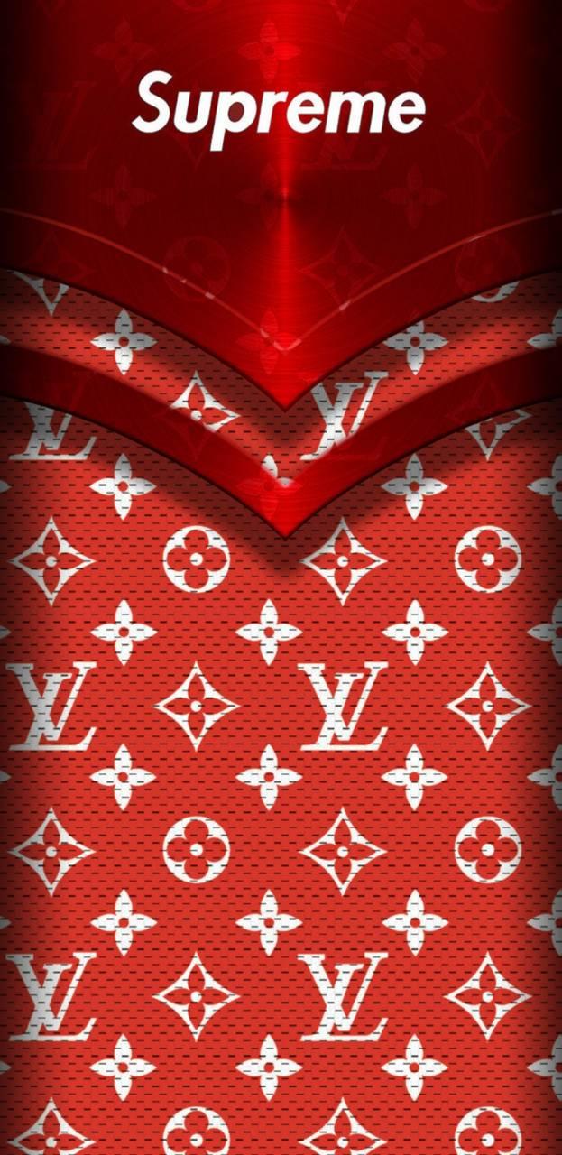 Louis Vuitton Supreme Wallpapers - Wallpaper Cave