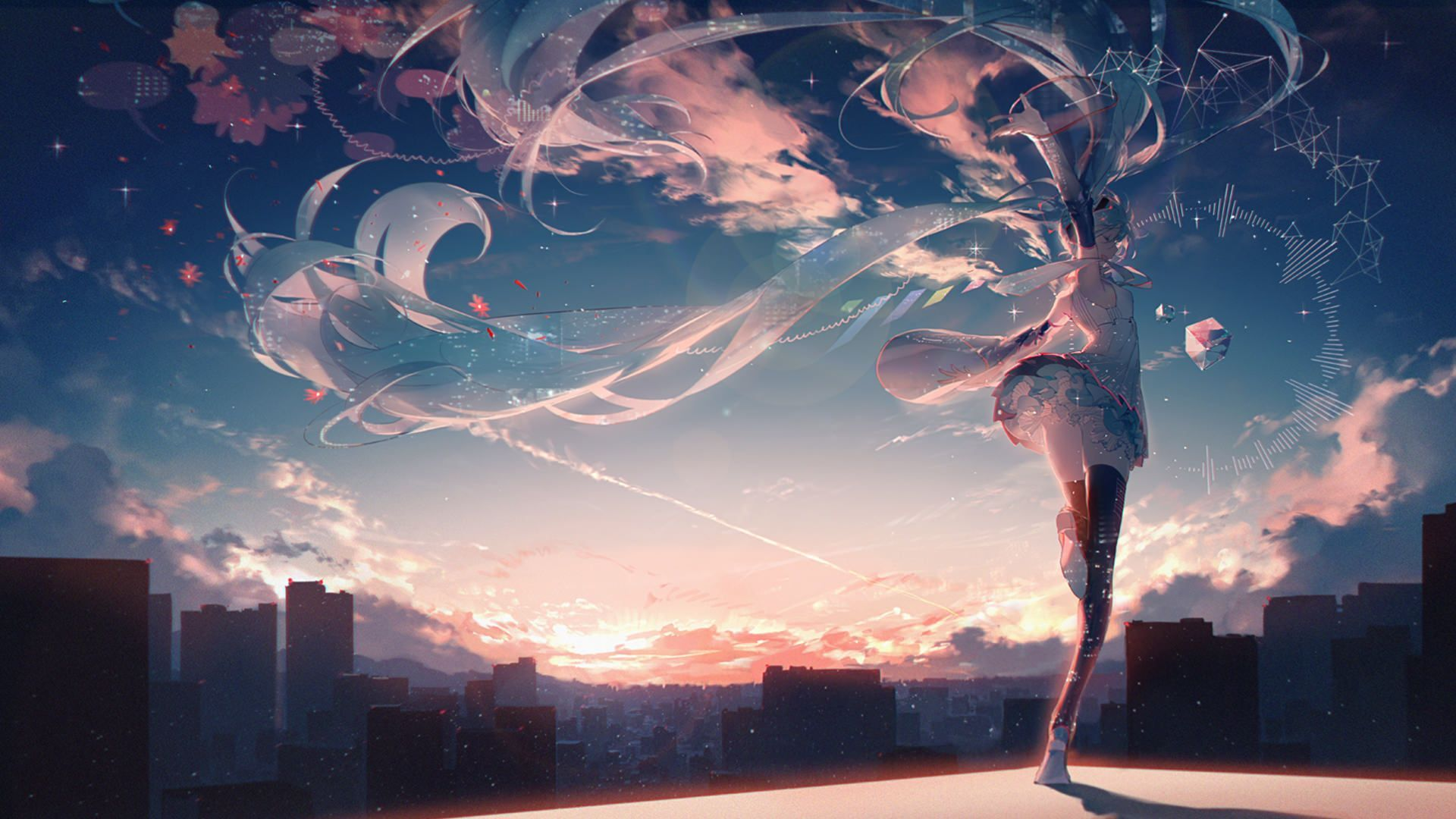Aesthetic Anime 1920 Wallpapers - Wallpaper Cave