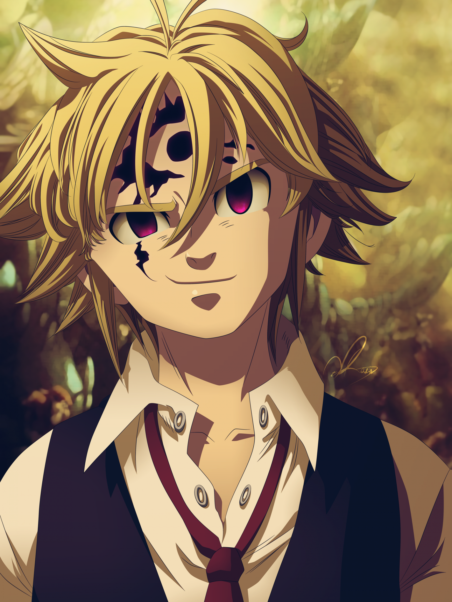Free download Nanatsu No Taizai 194 The Return Of The King Demon