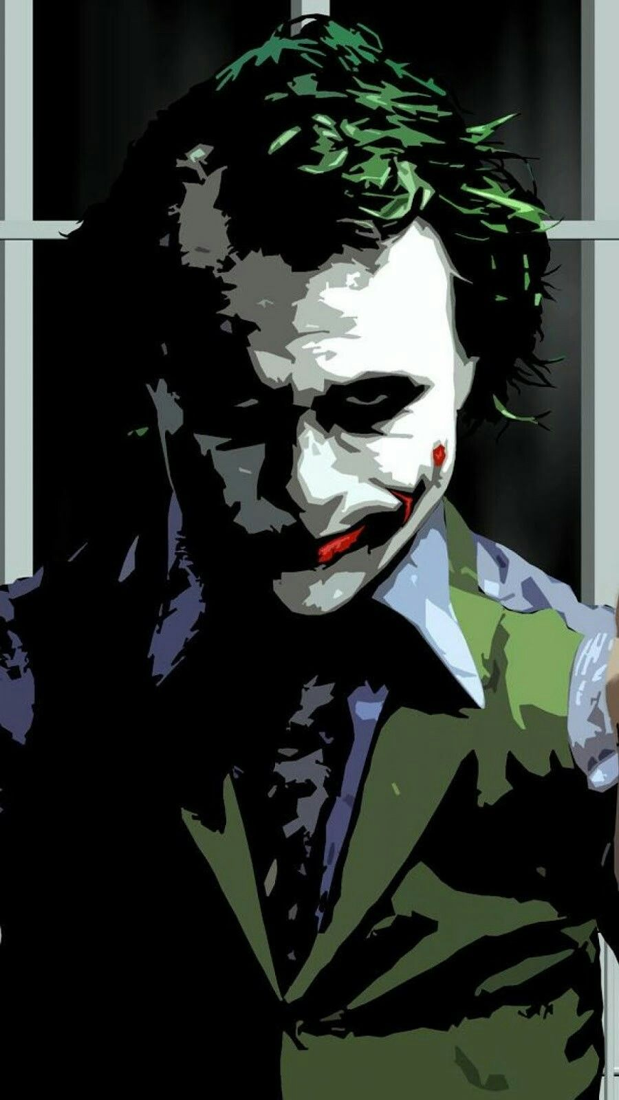 Joker Why So Serious HD Mobile Wallpapers - Wallpaper Cave