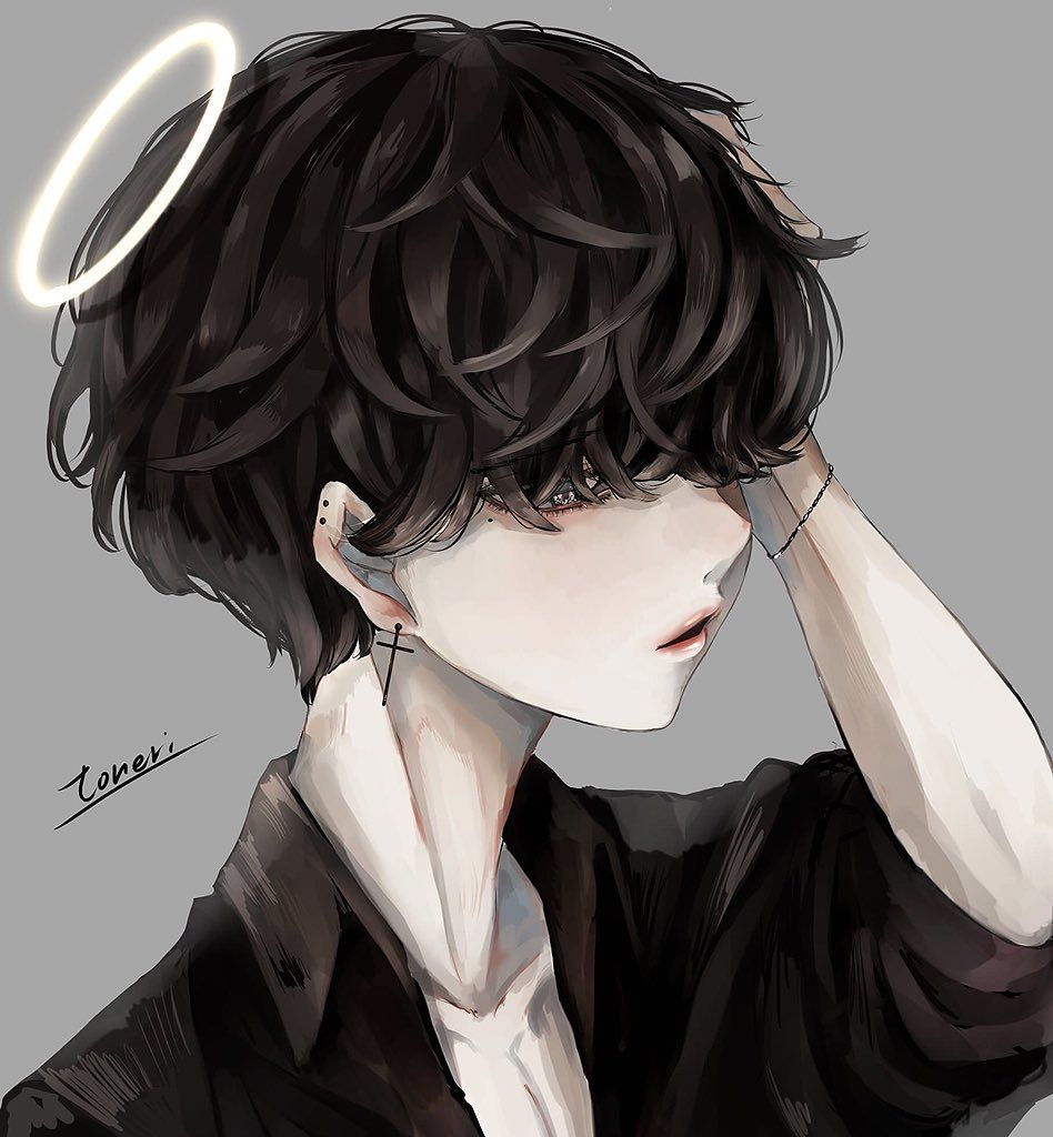 3D Emo Single Boy Anime Wallpapers - Wallpaper Cave