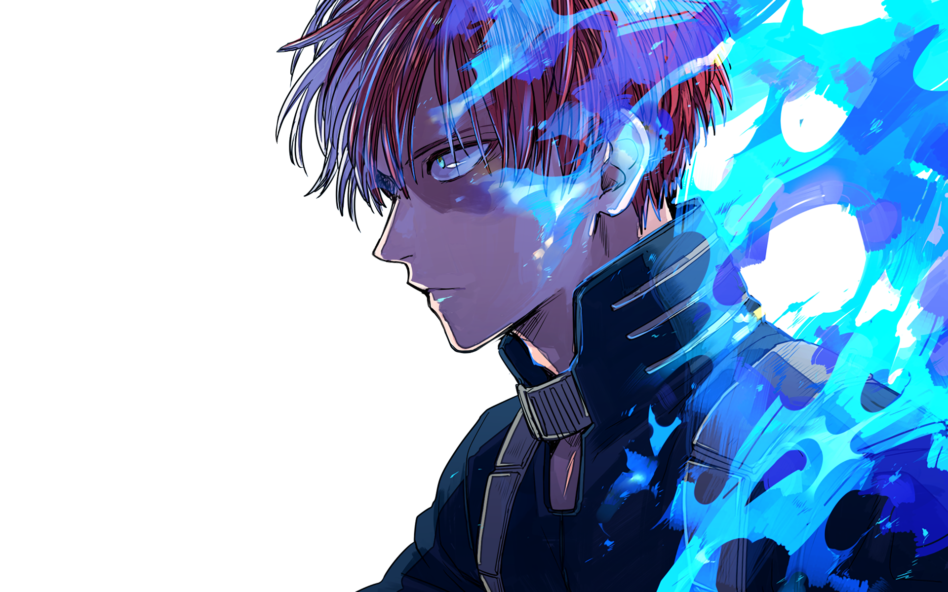 Anime Boy Blue Desktop Wallpapers Wallpaper Cave If not, make sure you check out the other categories as well. anime boy blue desktop wallpapers