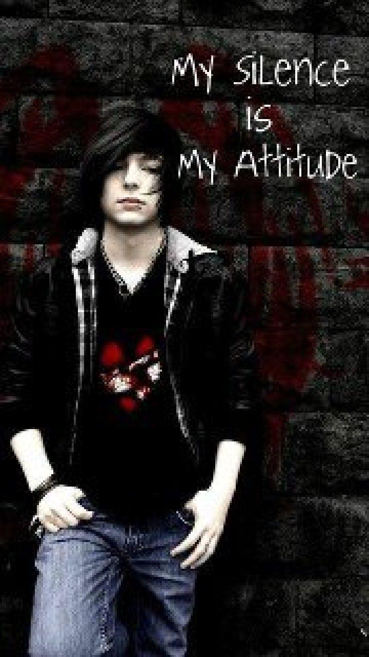 Attitude Boy Cartoon Wallpapers - Wallpaper Cave