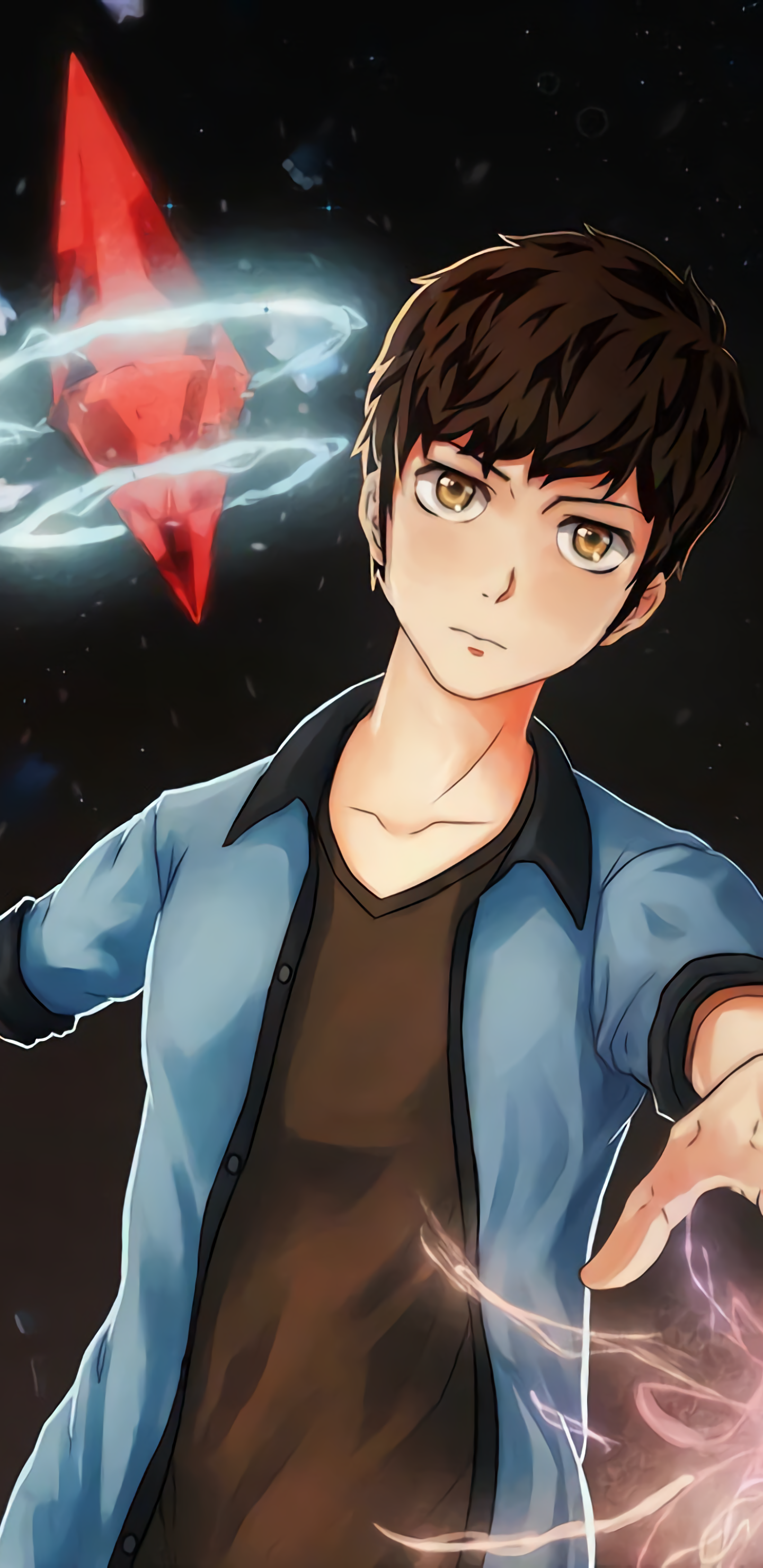 Mobile Tower Of God Wallpapers - Wallpaper Cave