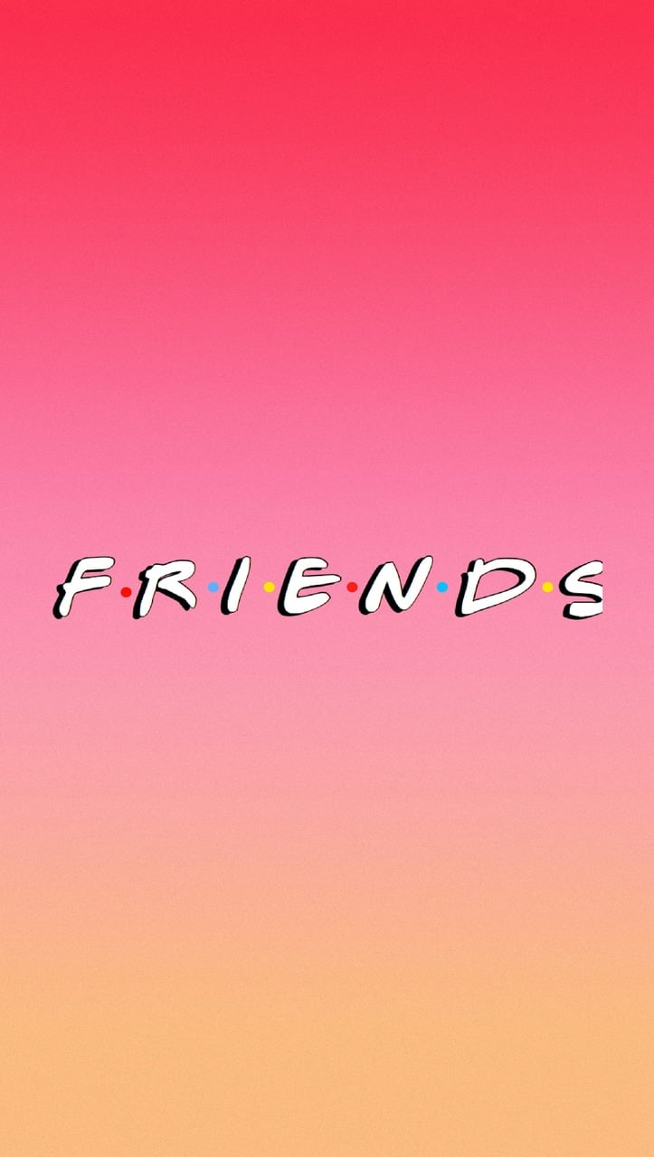 Friends Aesthetic Wallpapers - Wallpaper Cave