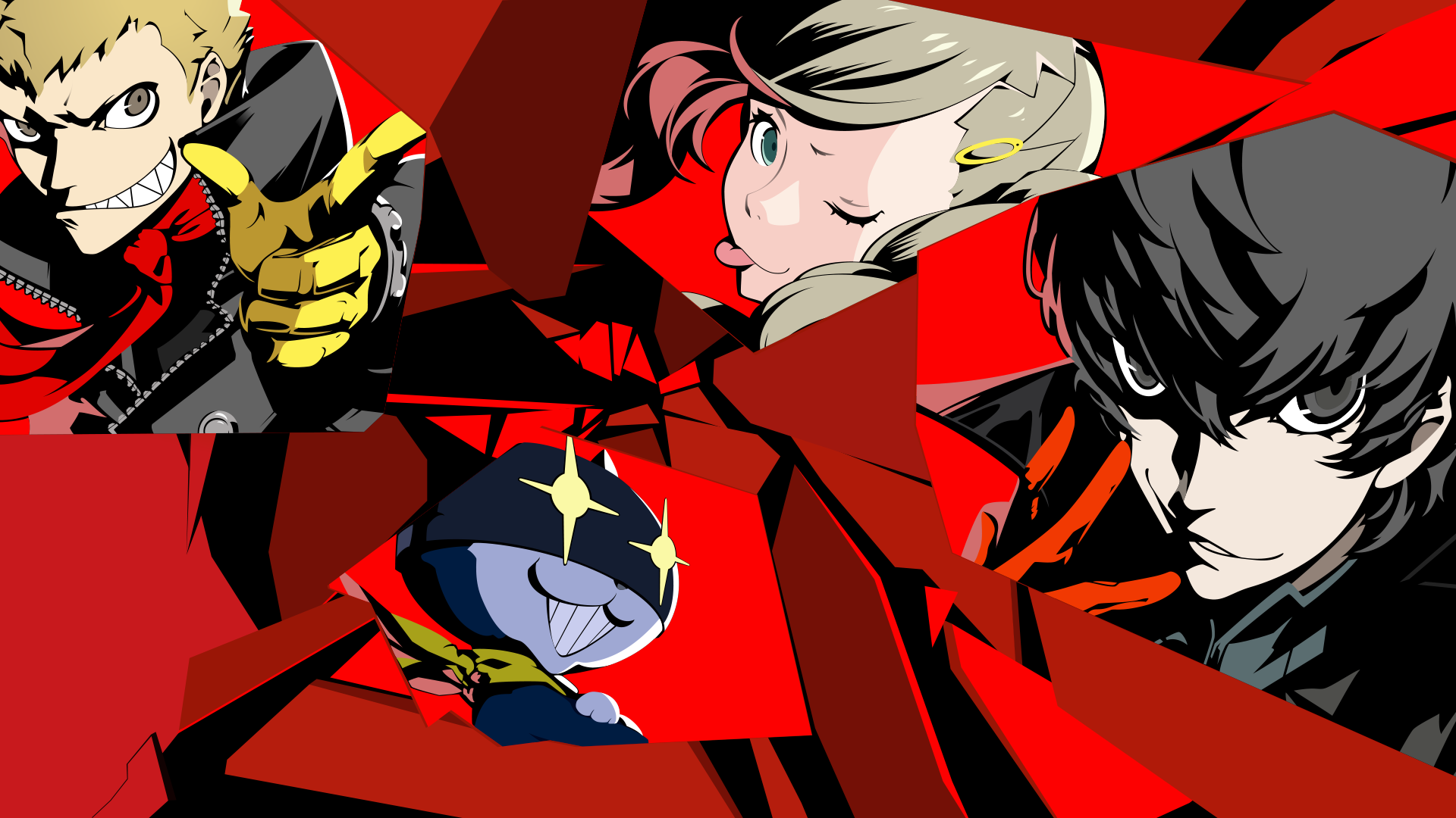 Ann Takamaki Teams Background 4