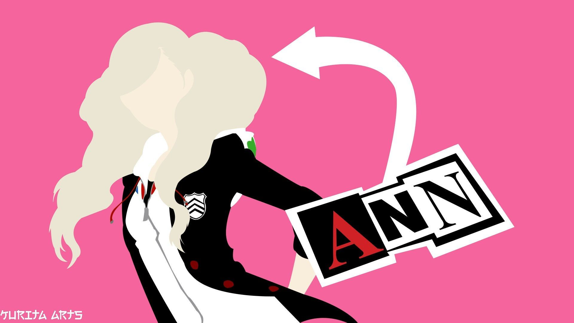 Ann Takamaki Background 7