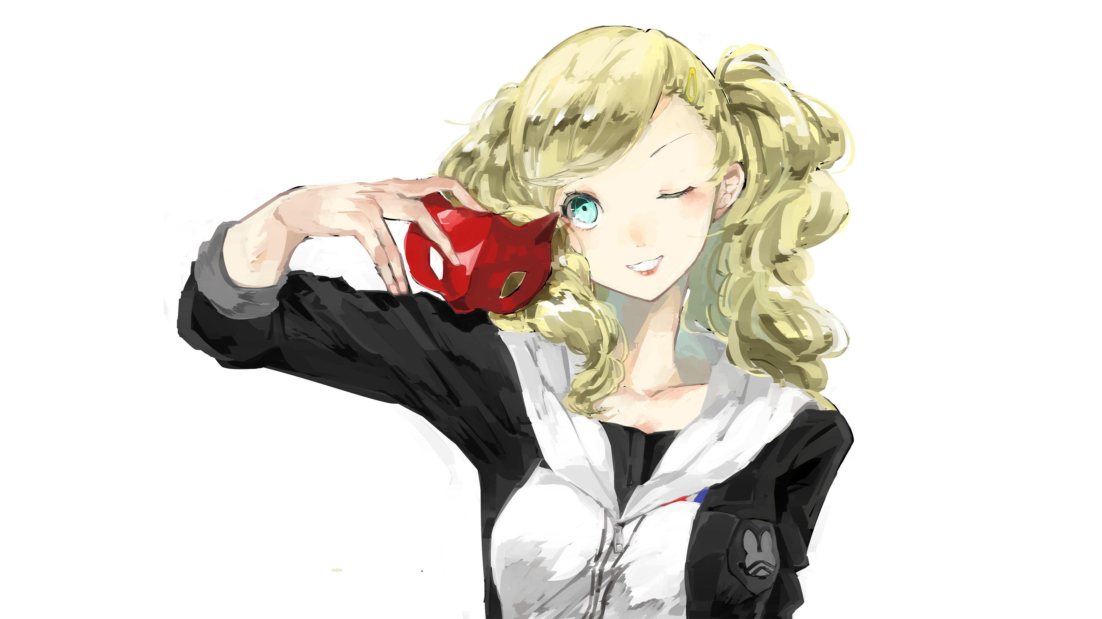 Ann Takamaki Background 10