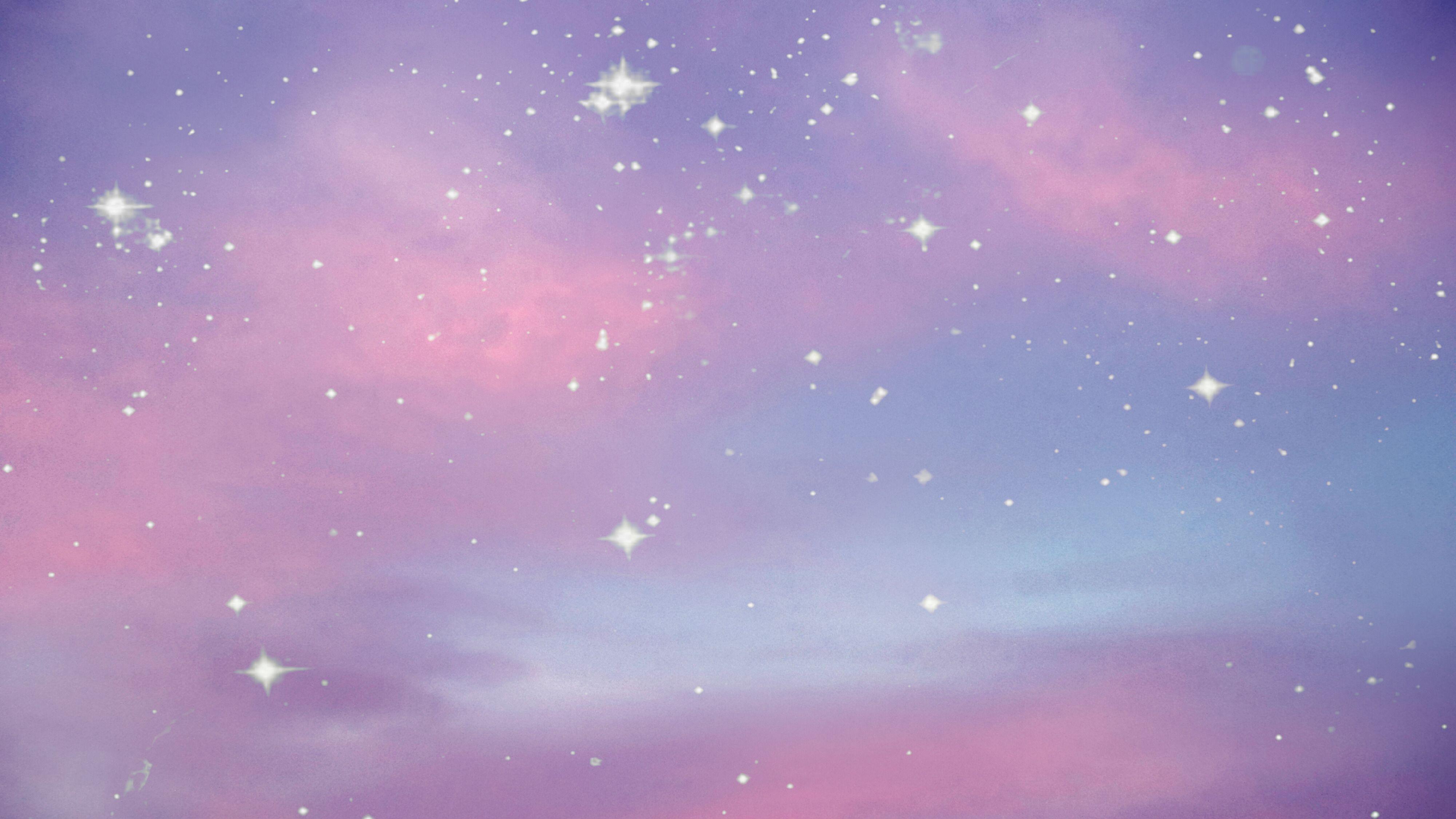 light purple aesthetic laptop wallpapers