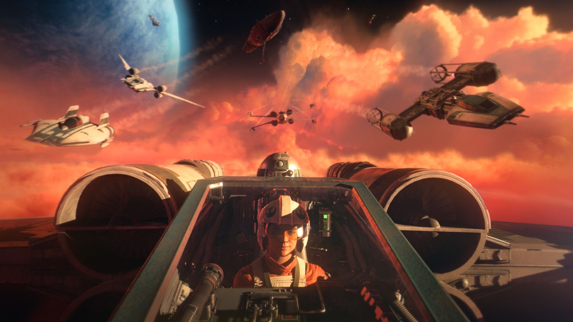 Star Wars Squadrons Hd Wallpapers Wallpaper Cave