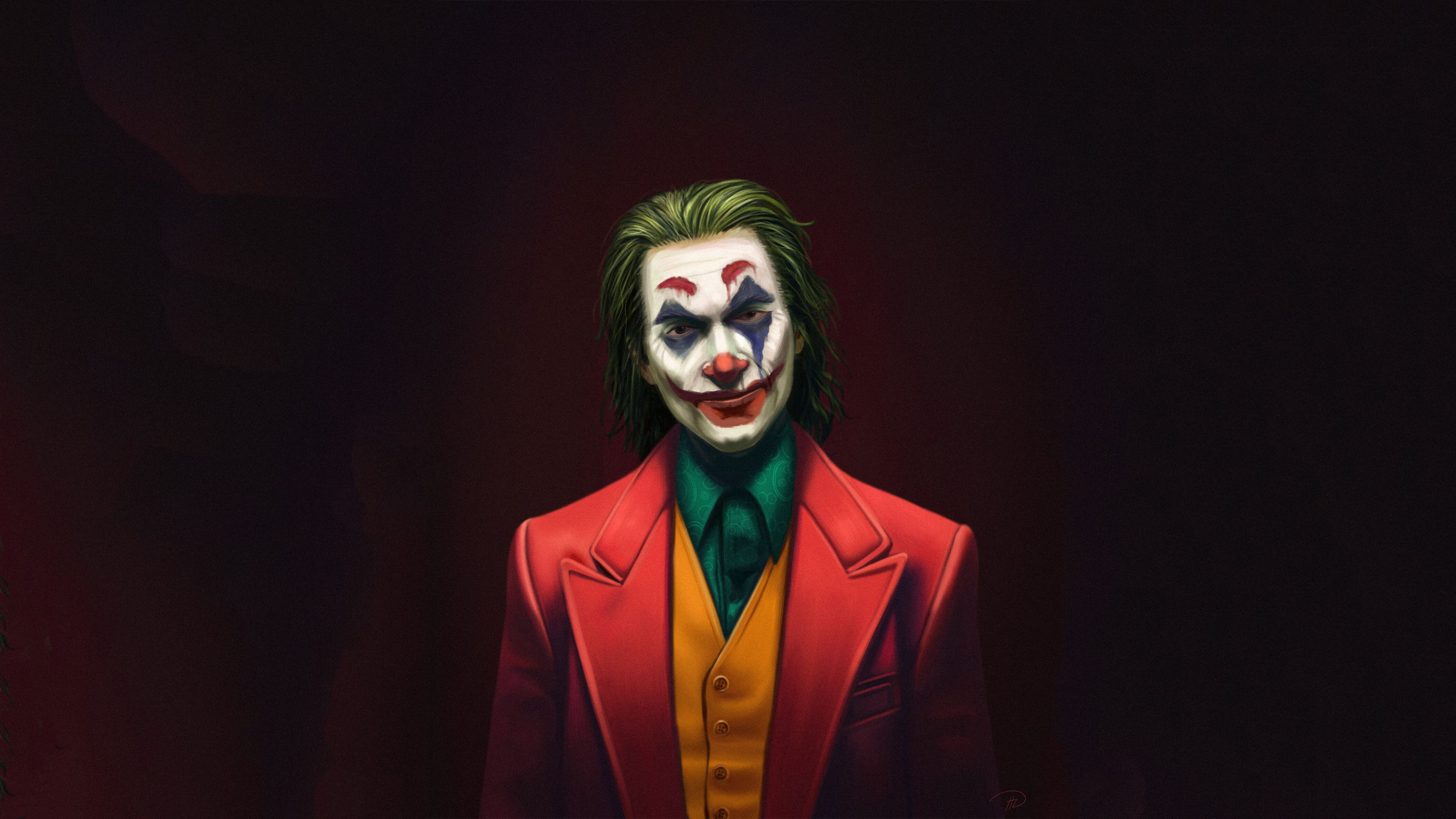Wallpapers 4k Joker Movie Joaquin Phoenix Art 4k