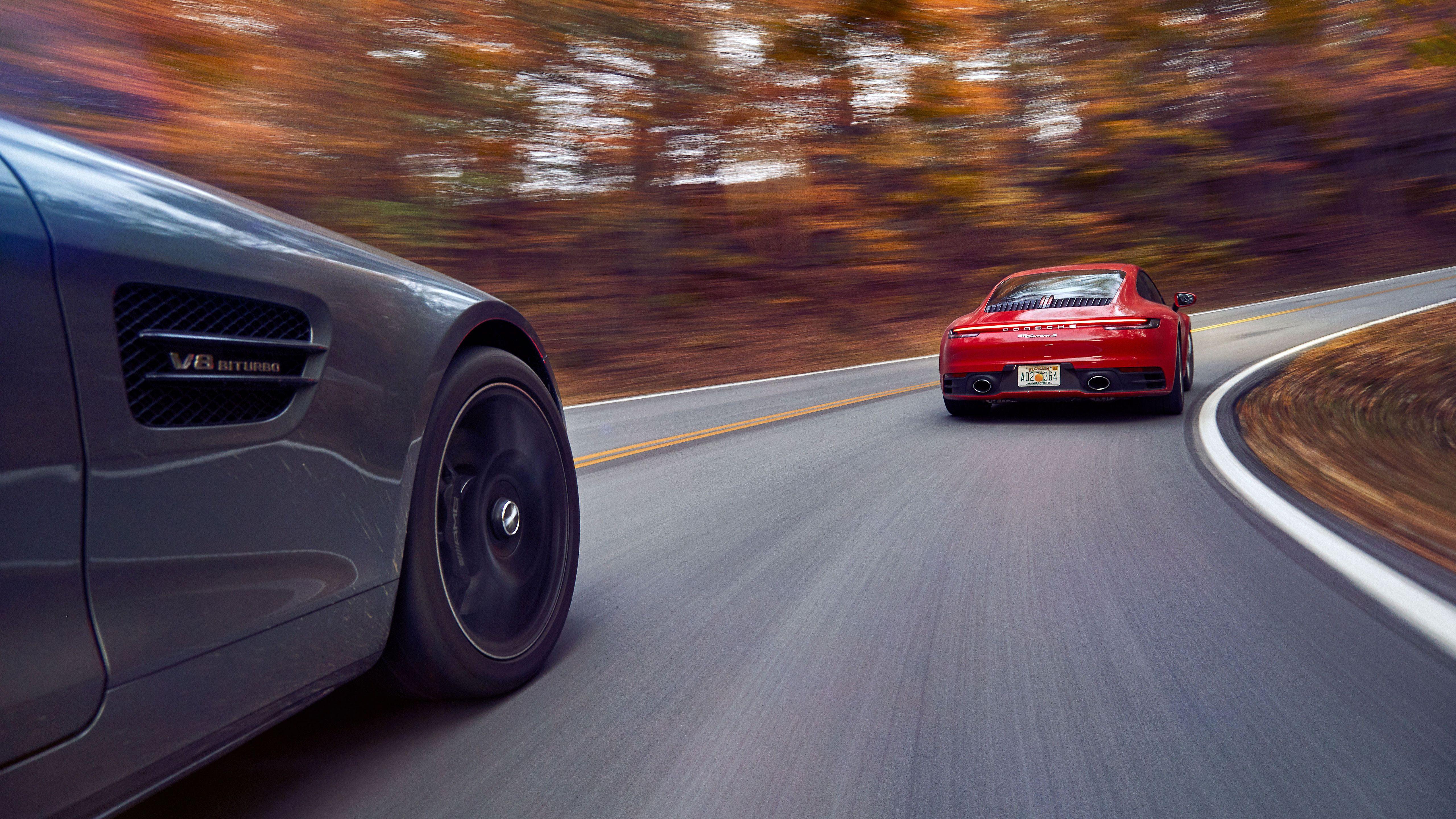 Porsche 911 Carrera 2020 Wallpapers Wallpaper Cave