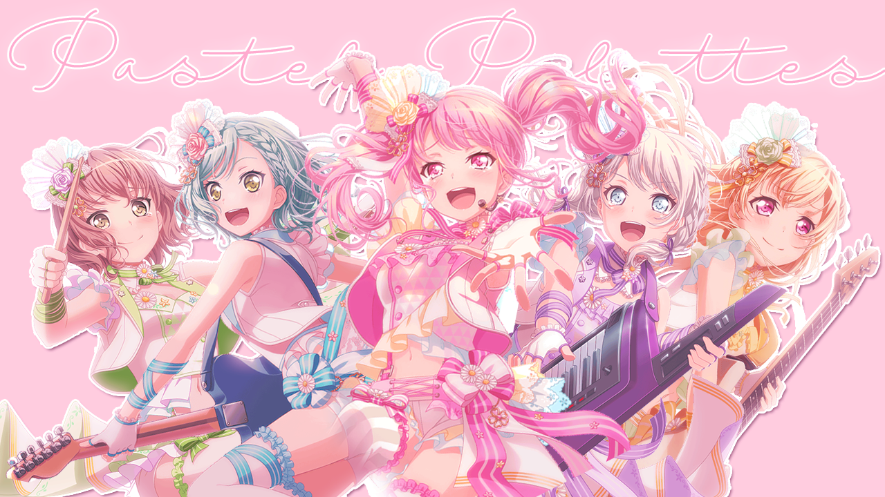 Pastel Desktop Anime Wallpapers Wallpaper Cave