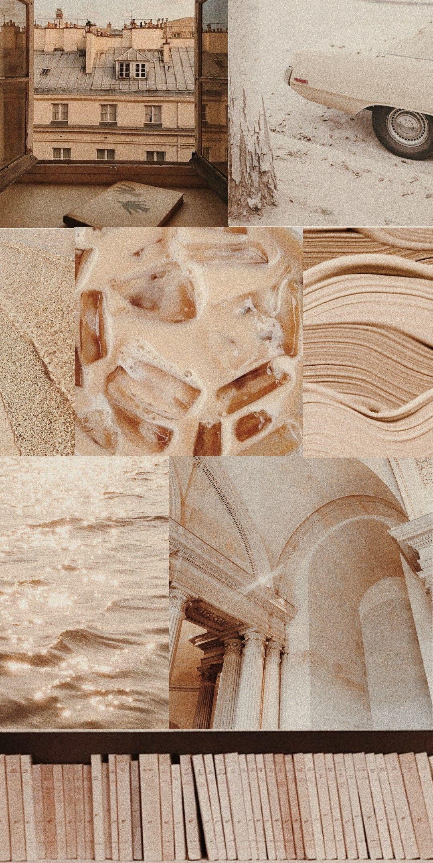 Beige Aesthetic Phone Wallpapers Wallpaper Cave
