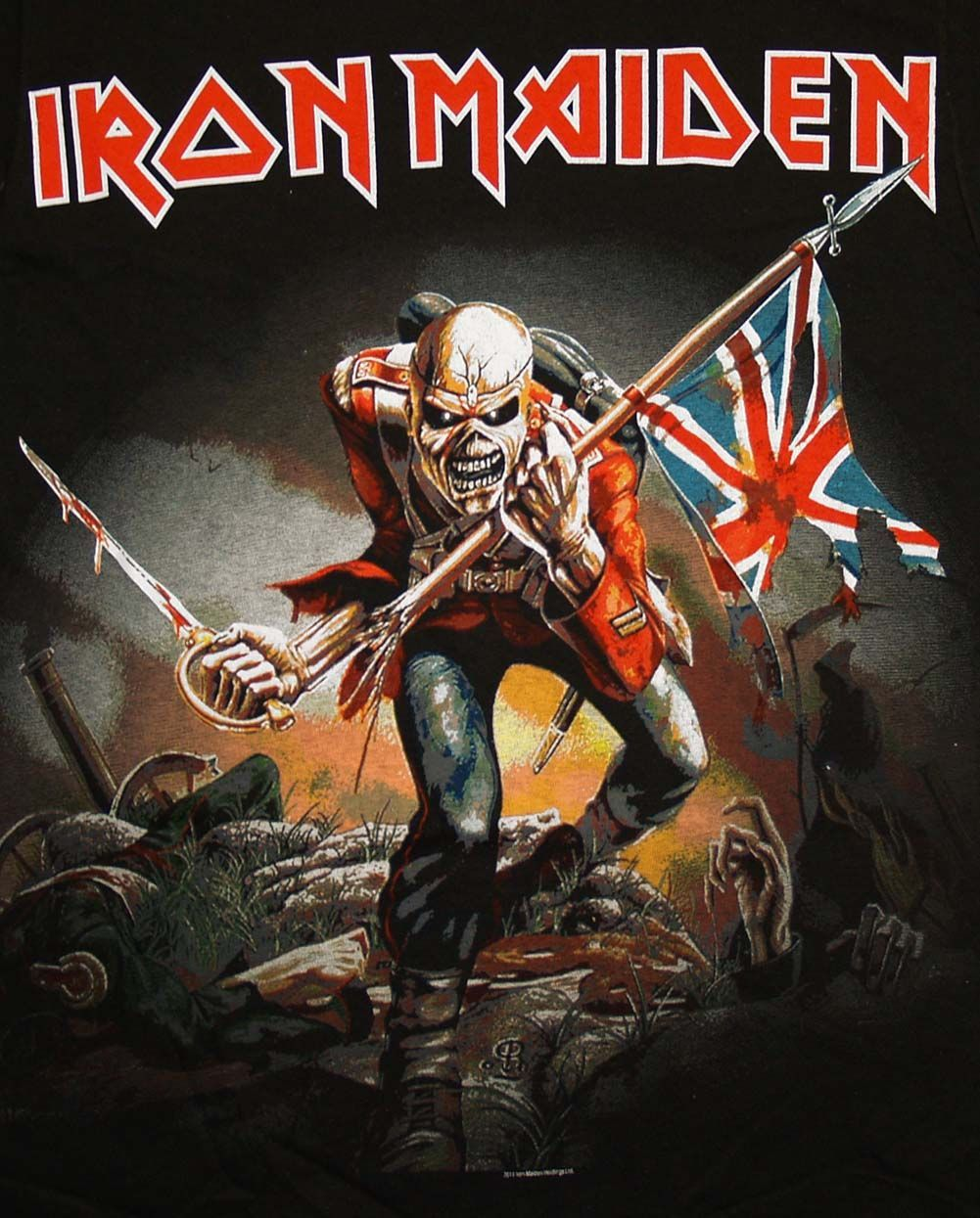 Iron Maiden 4k Android Wallpapers - Wallpaper Cave