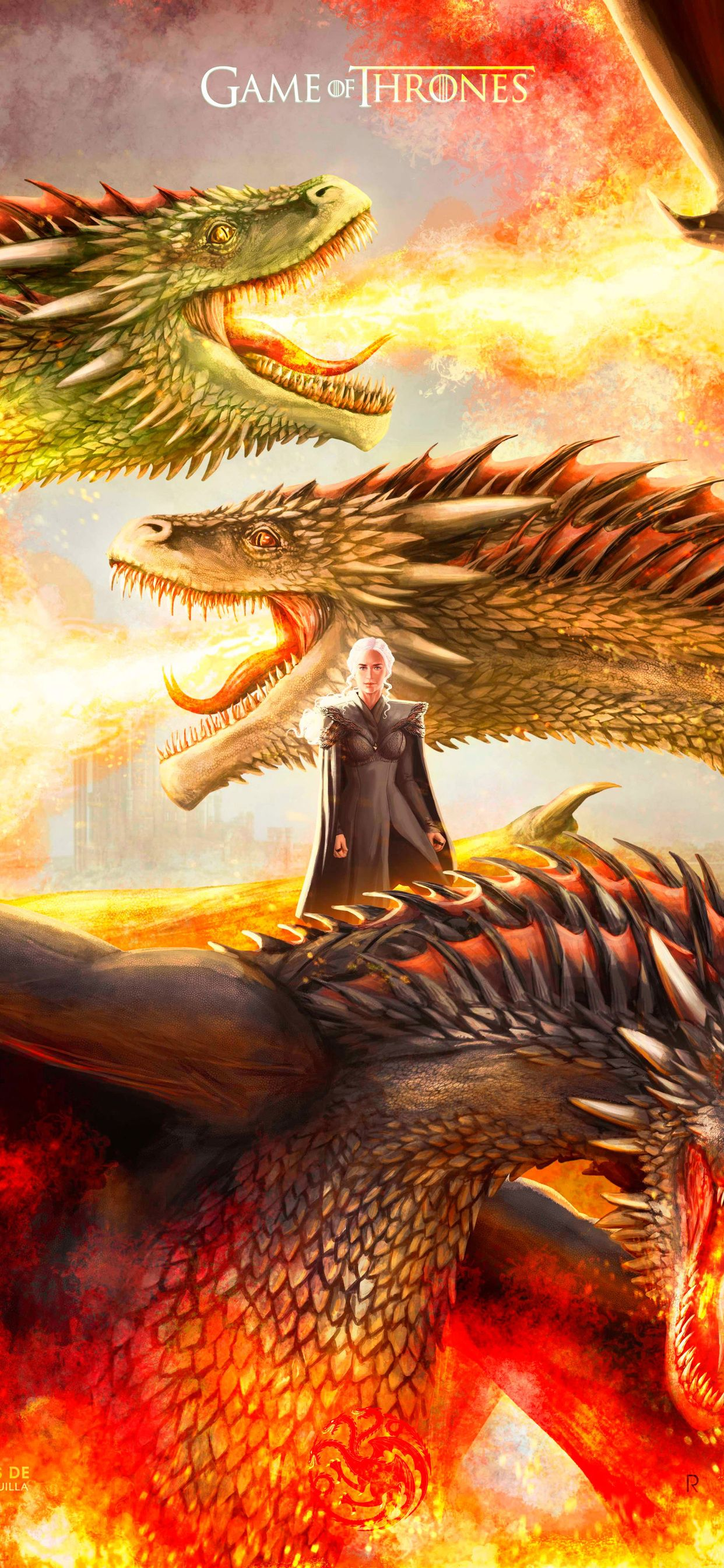 Game Of Thrones Dragons Wallpapers ...