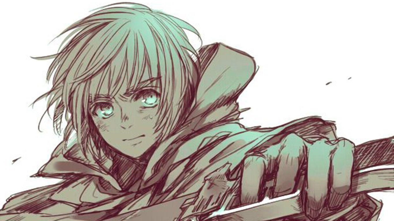 Armin Attack On Titan Wallpapers Wallpaper Cave