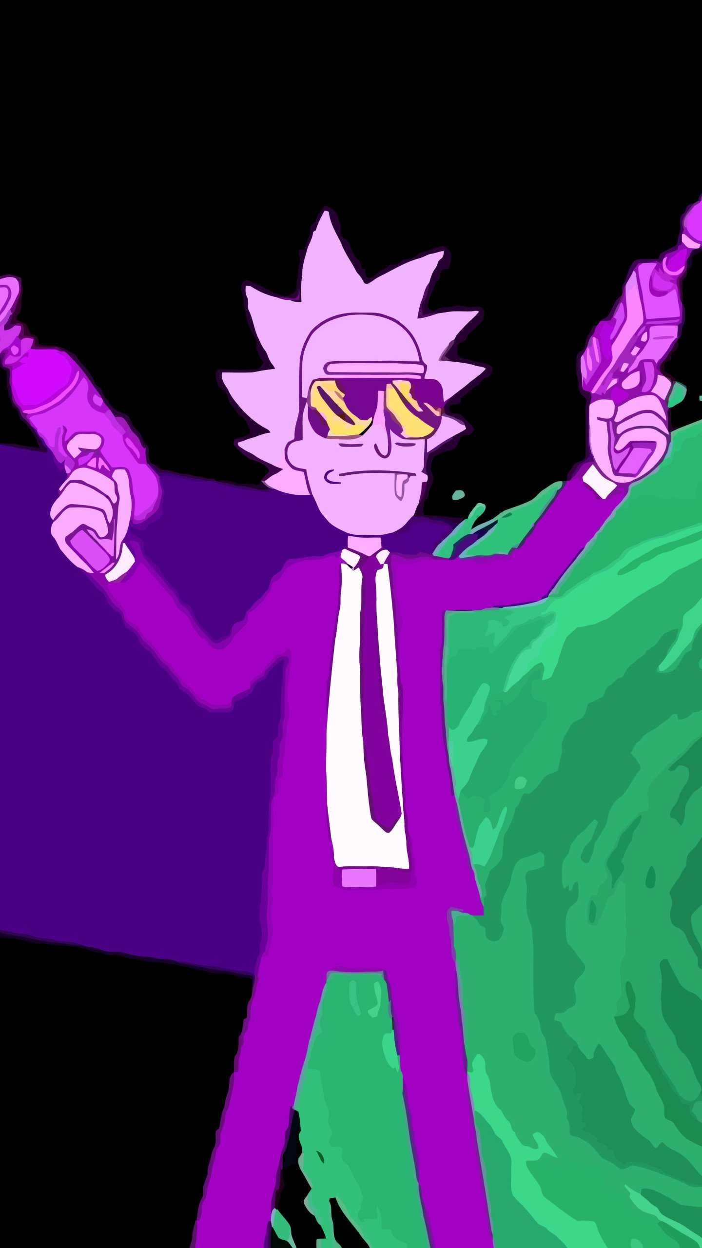 Rick And Morty HD Android Wallpapers - Wallpaper Cave