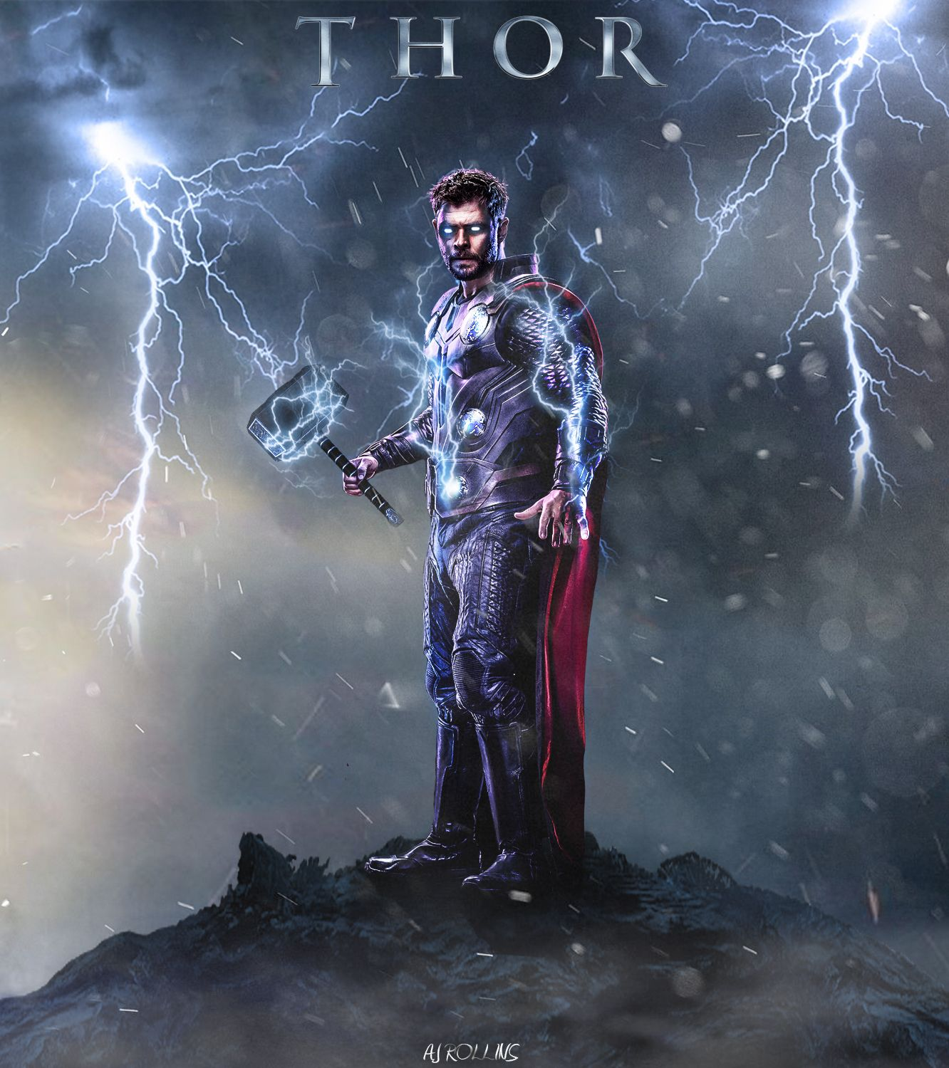 Thor Lightning Wallpapers posted by John Thompson