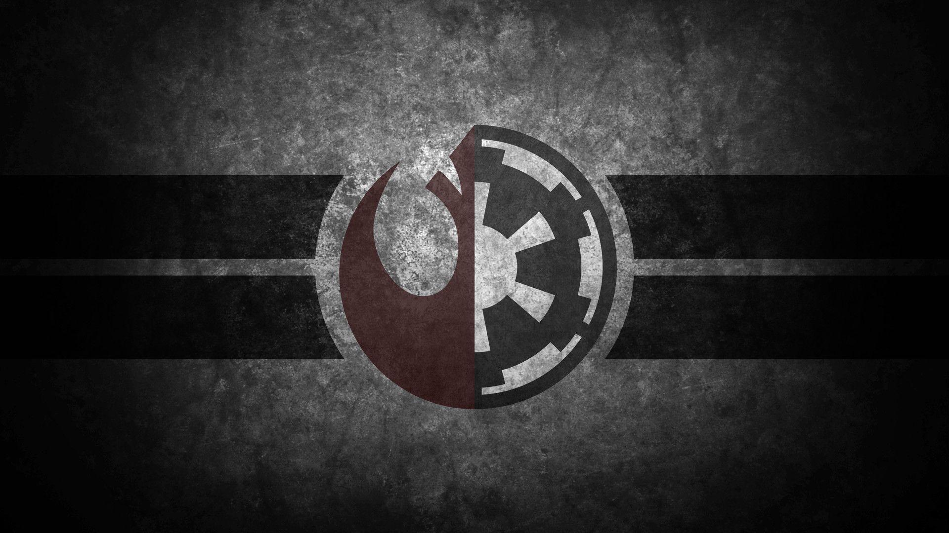 Star Wars Rebel Logo Desktop Wallpapers Wallpaper Cave