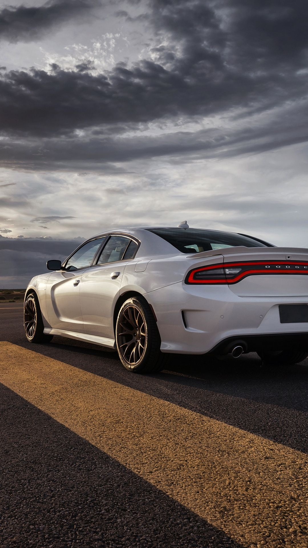 Dodge Charger Hellcat Phone Wallpapers Wallpaper Cave