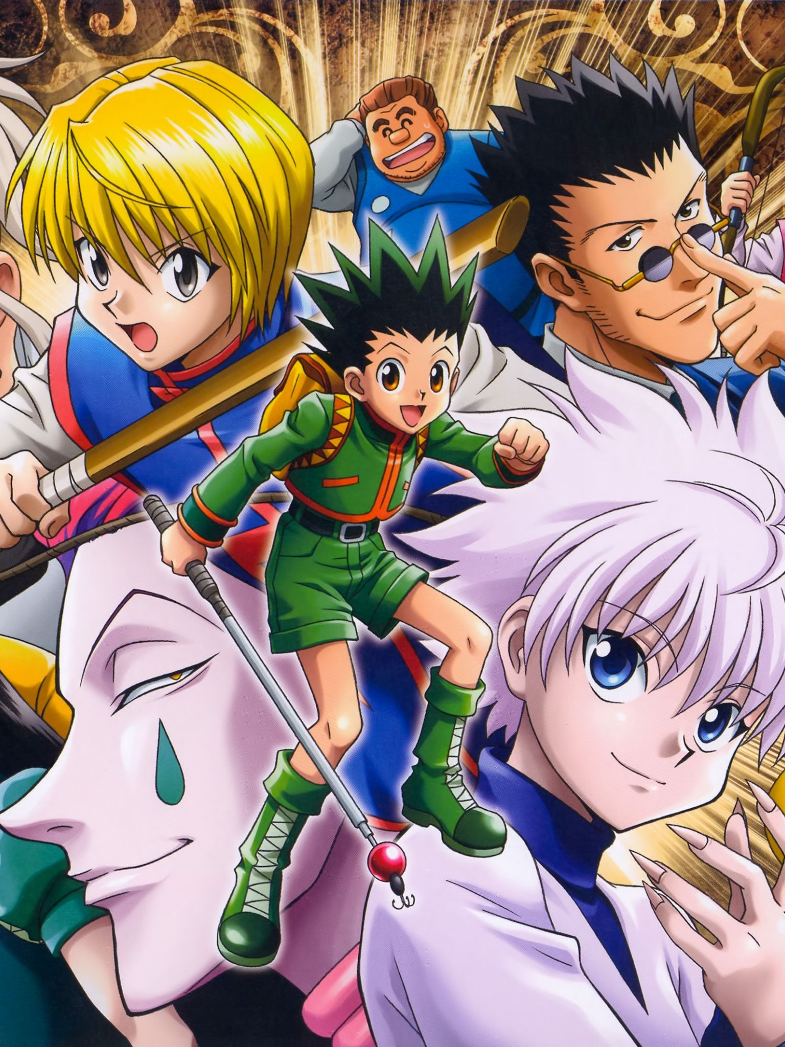 Free download Hunter x Hunter Anime HD Wallpapers Animation