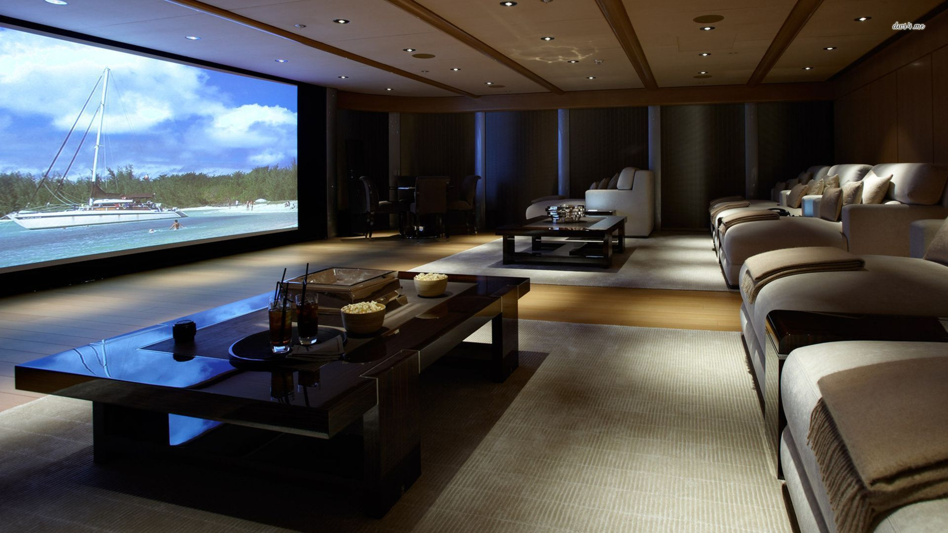 Home Theater Wallpapers Wallpaper Cave