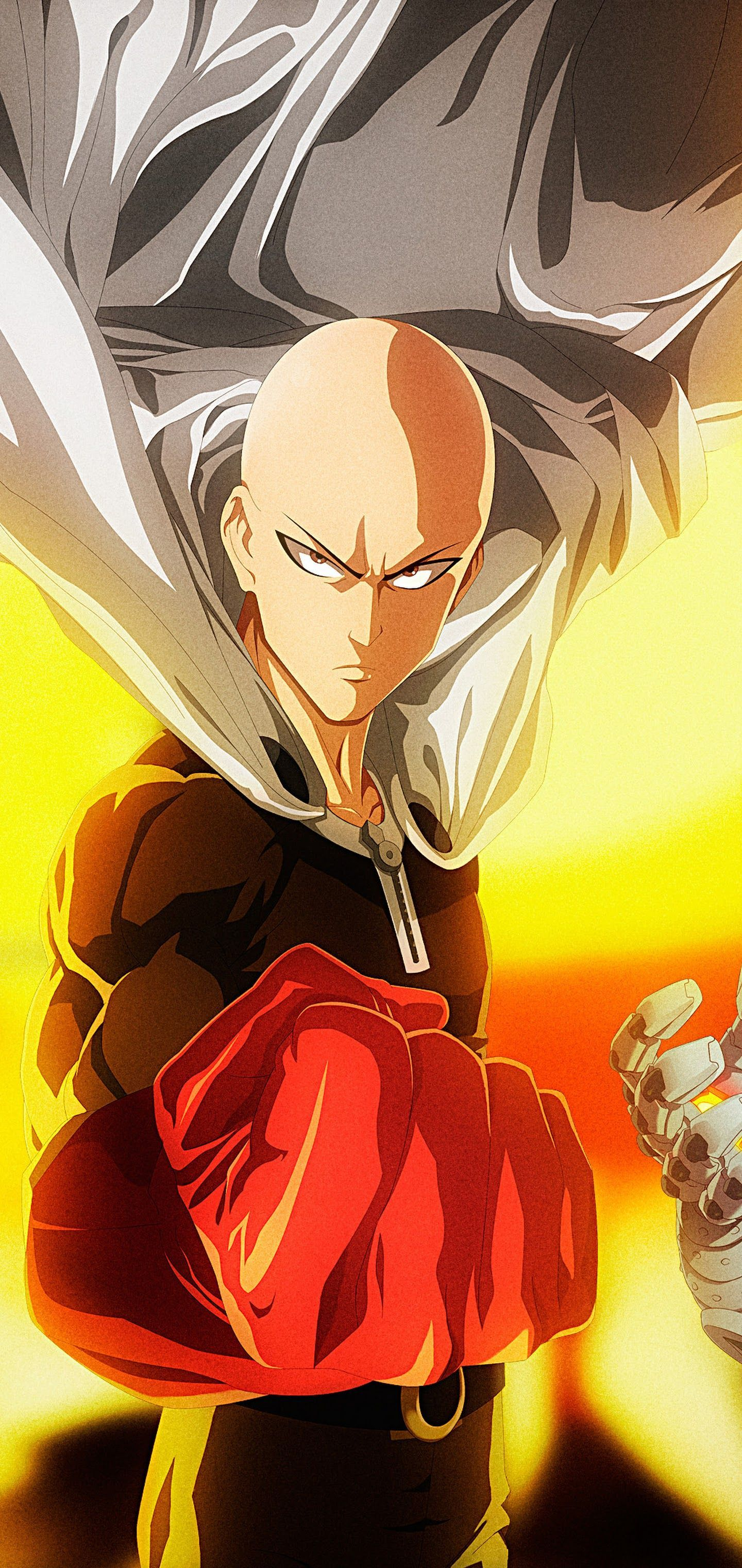 One Punch Man 4k Android Wallpapers - Wallpaper Cave