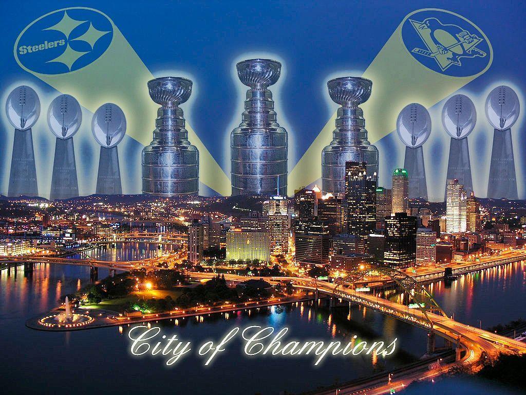 Pittsburgh City of Champions Wallpaper | ShieldsGroup…