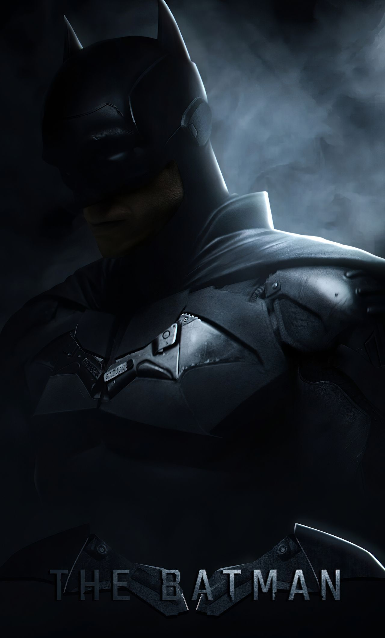 The Batman 2021 Logo Iphone Wallpapers Wallpaper Cave
