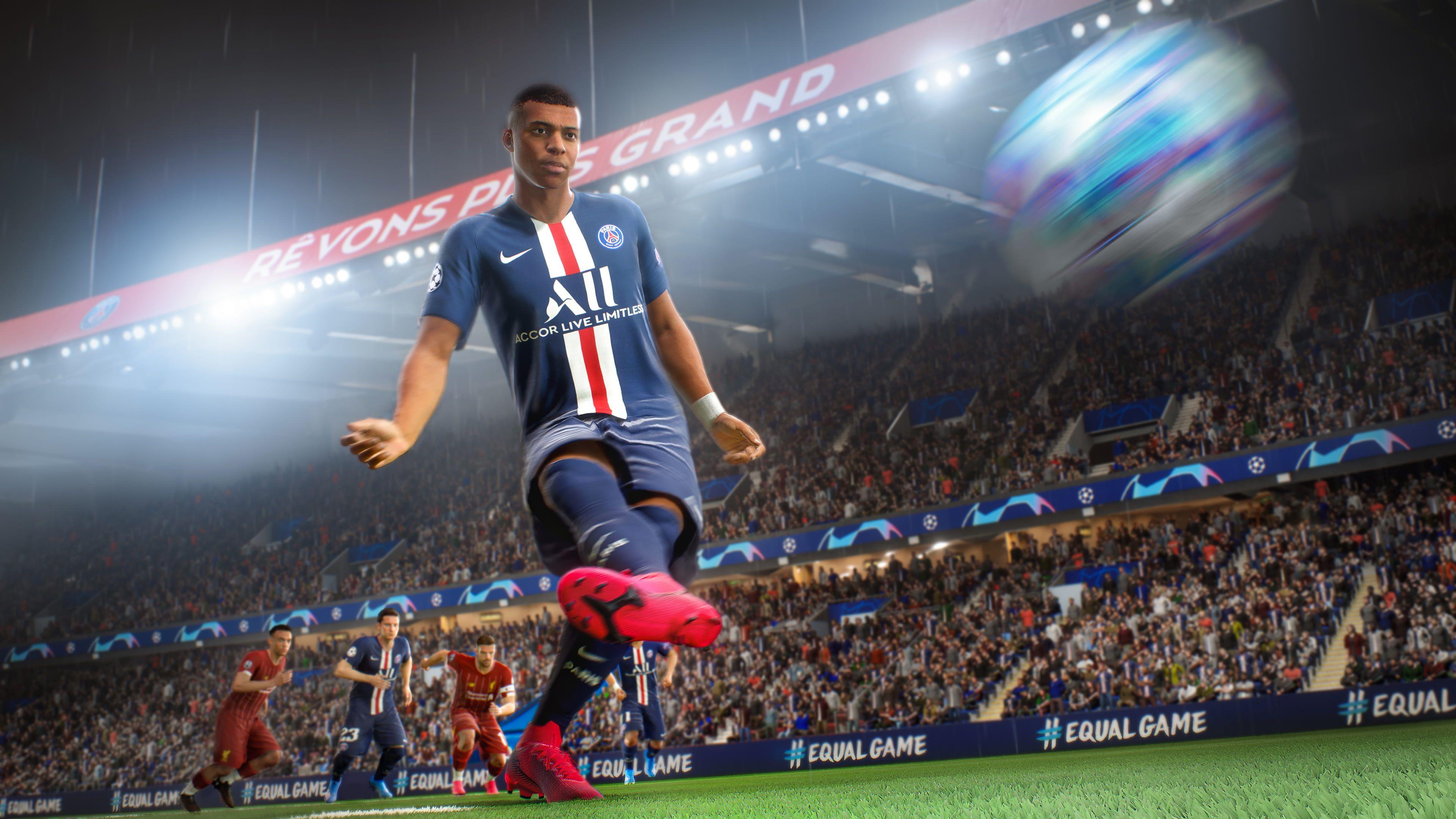 FIFA21 Wallpapers - Wallpaper Cave