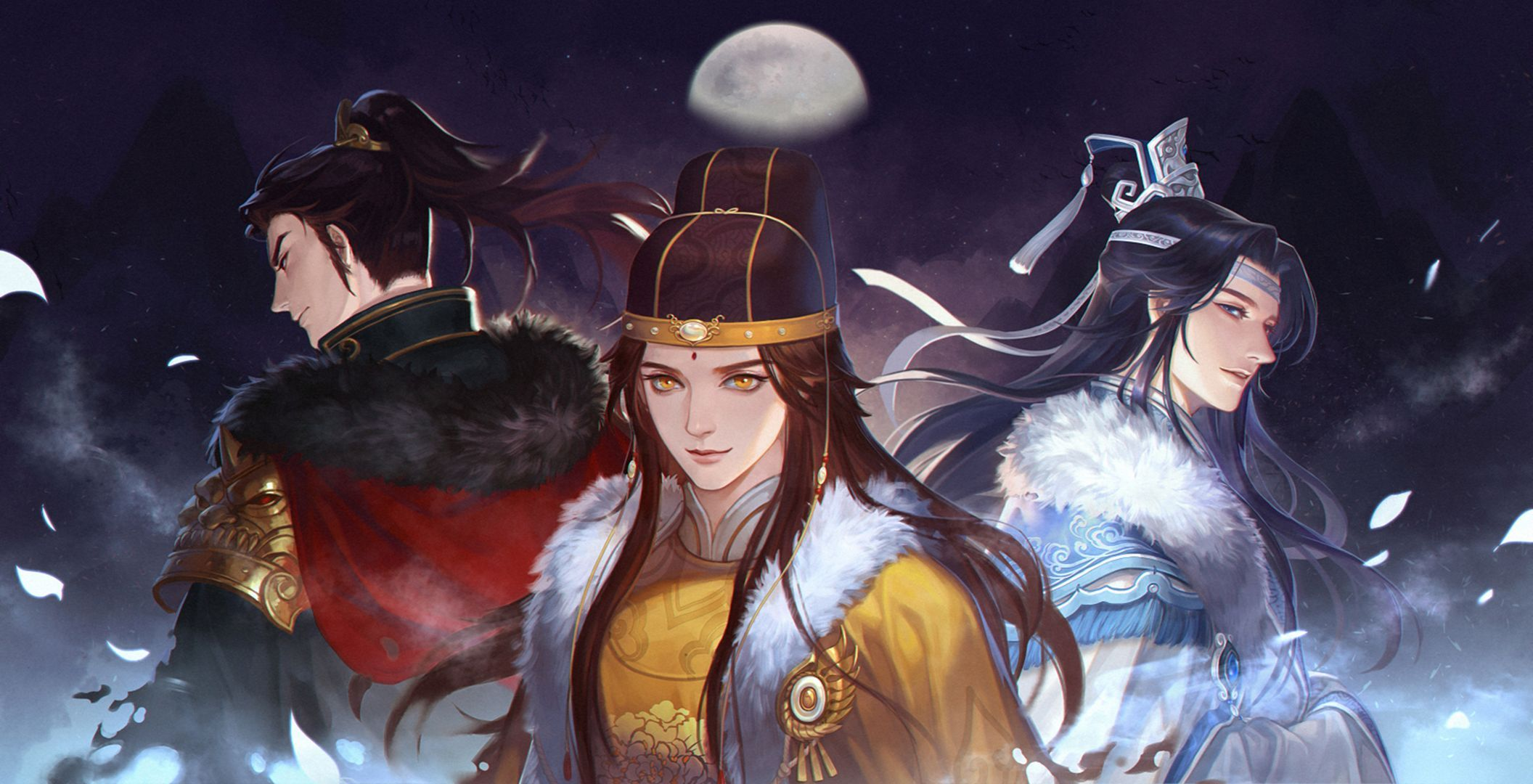 Mo Dao Zu Shi Desktop 1080p Wallpapers - Wallpaper Cave