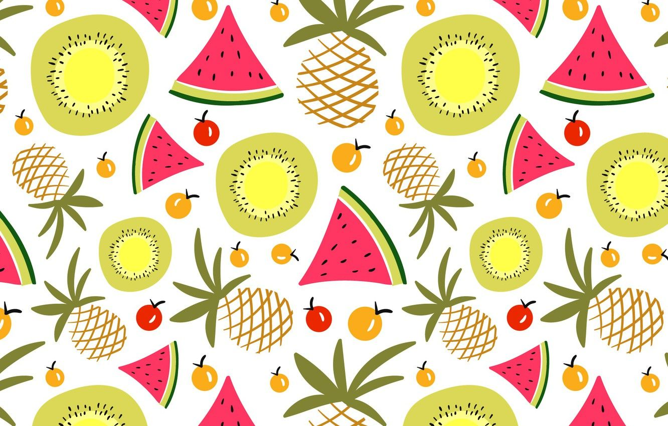 Summer Fruit Wallpapers