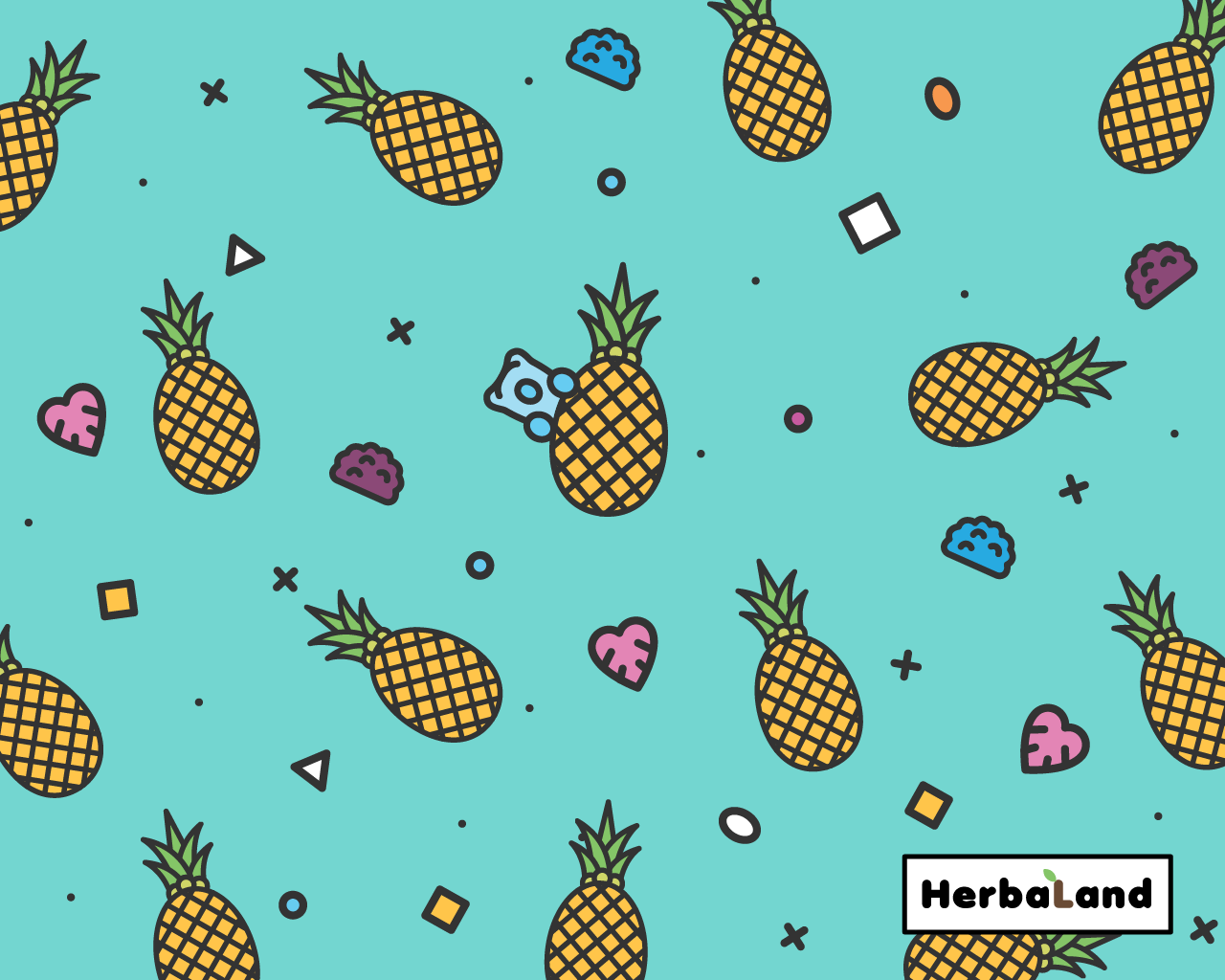 Herbaland Summer Wallpapers