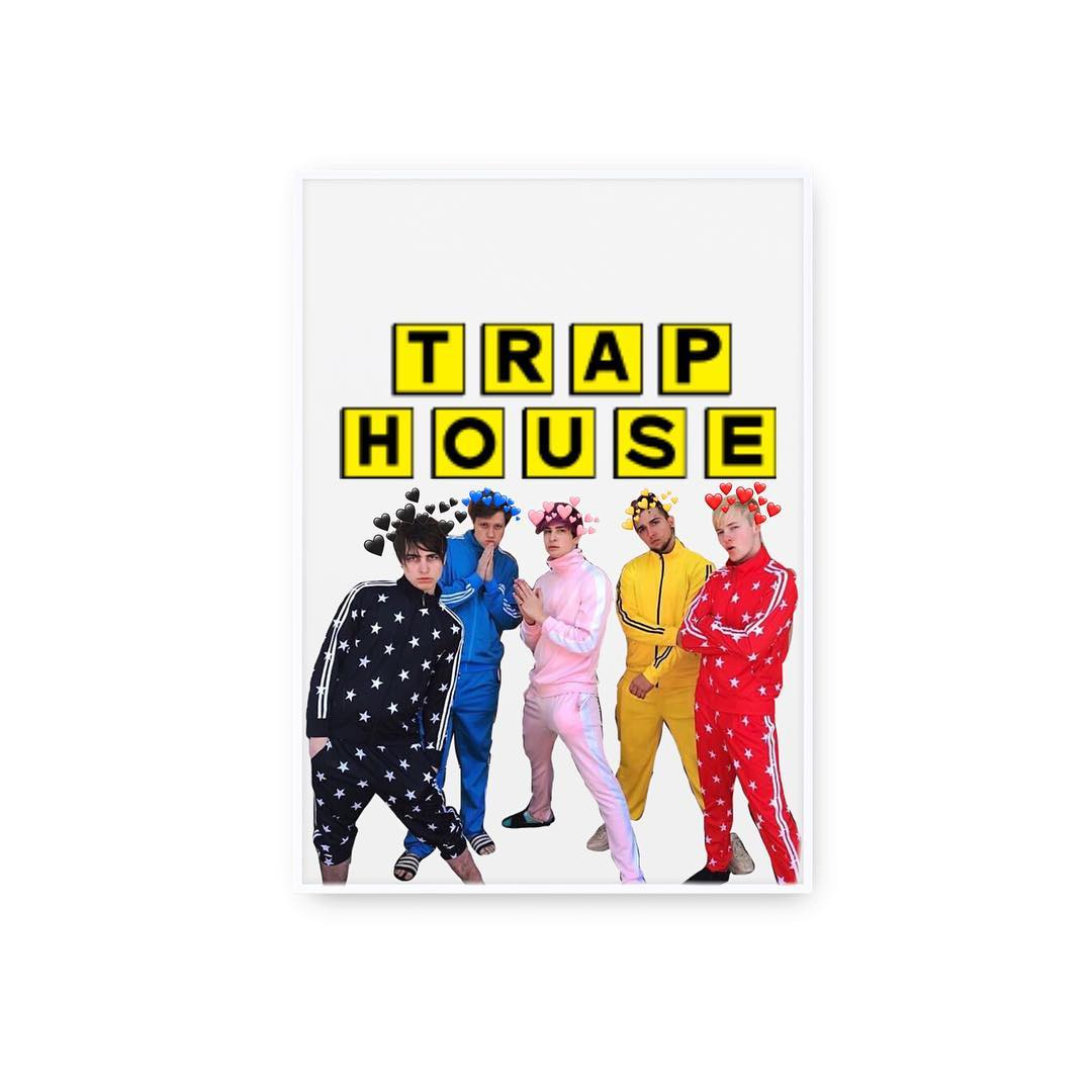 Trap House Wallpapers Wallpaper Cave