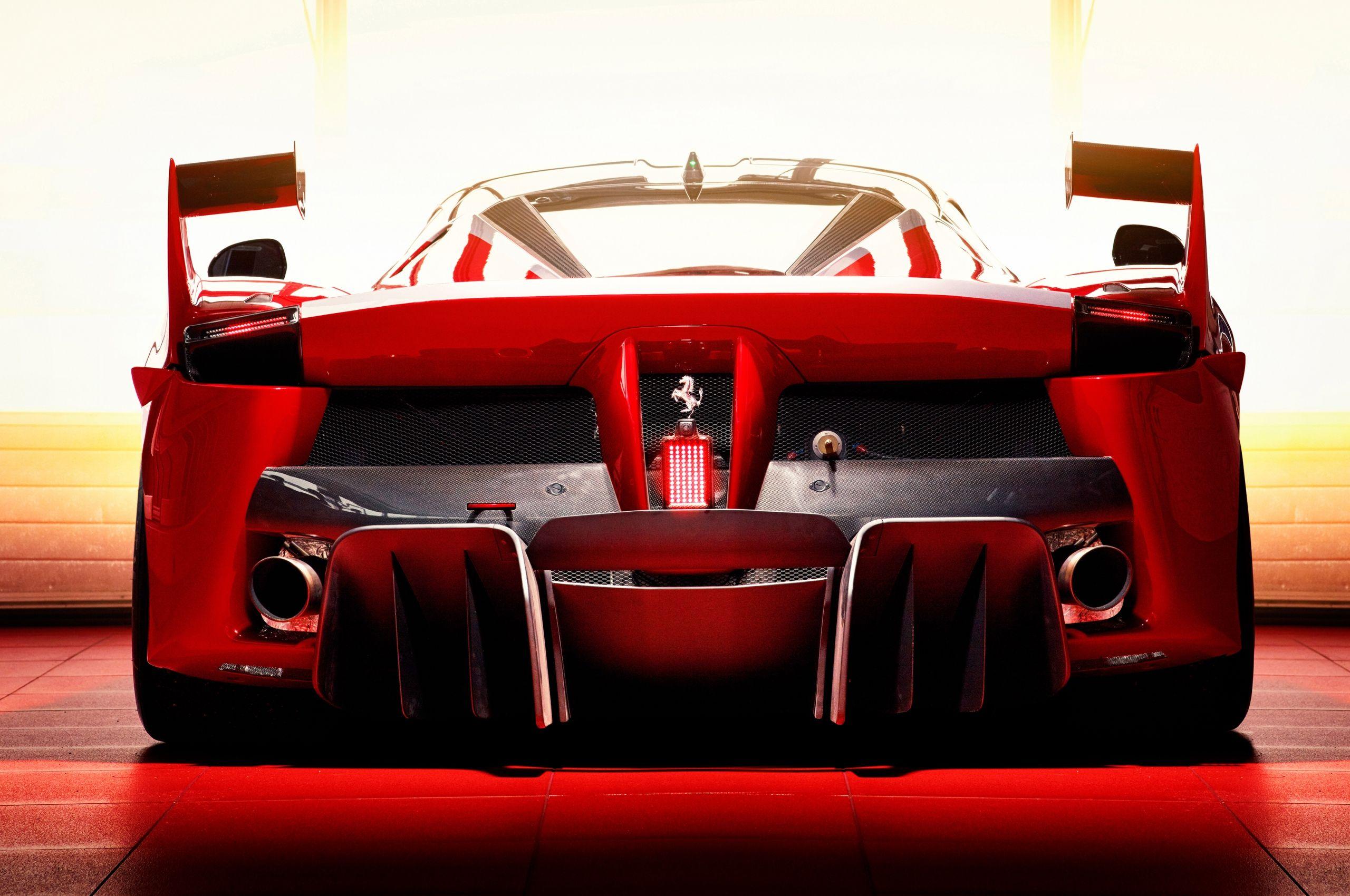 41+ Ferrari Fxxk Hd Wallpaper  PNG