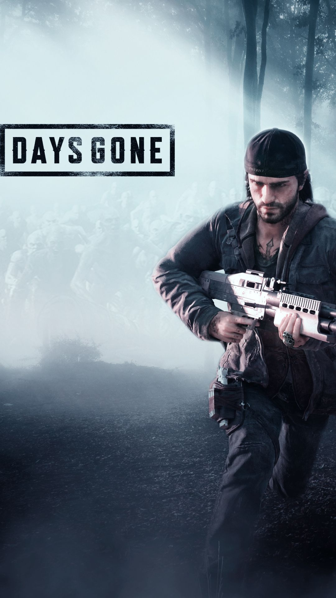 Days Gone Mobile Wallpapers - Wallpaper Cave
