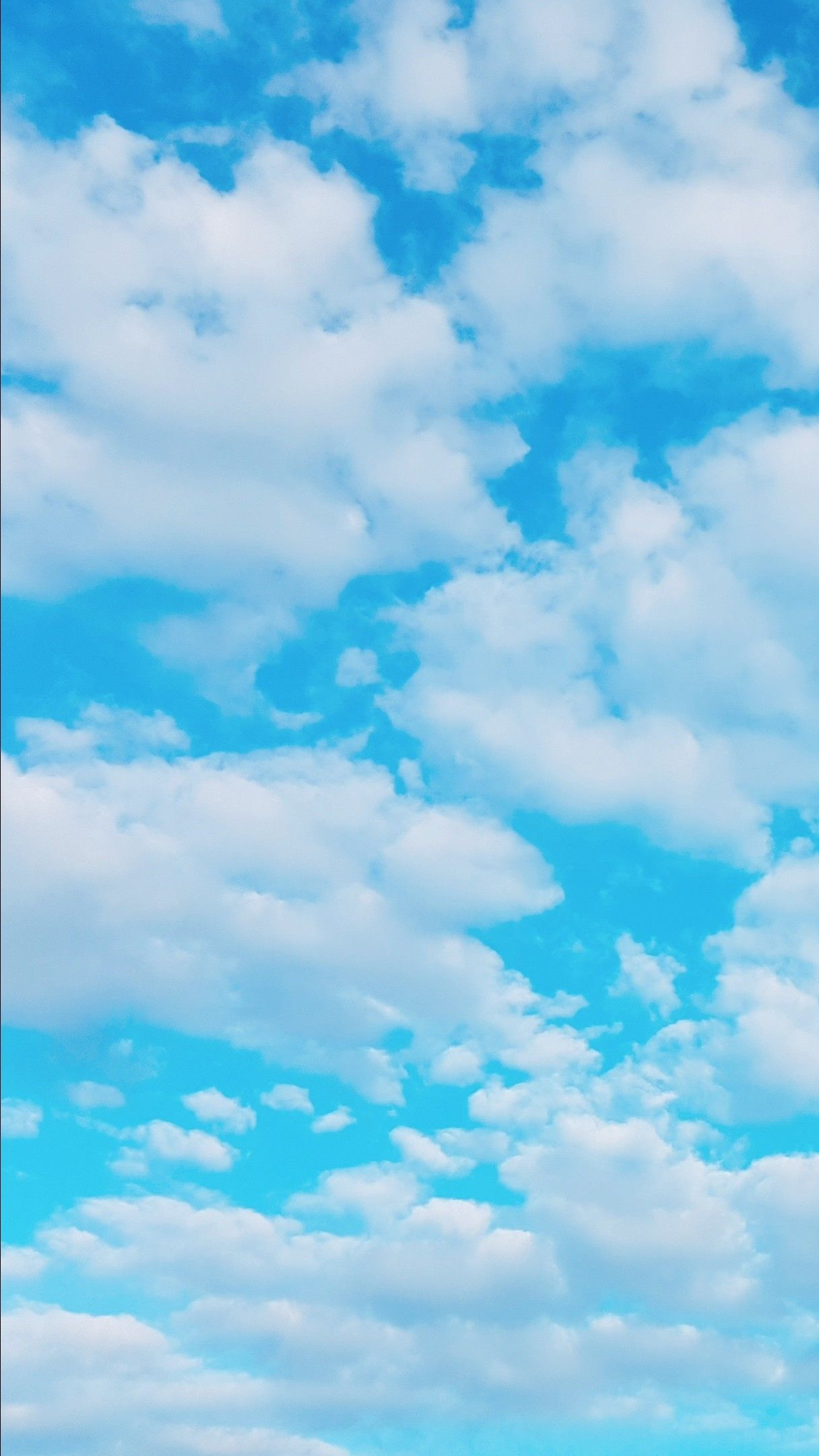 Blue Sky Aesthetic Wallpapers - Wallpaper Cave