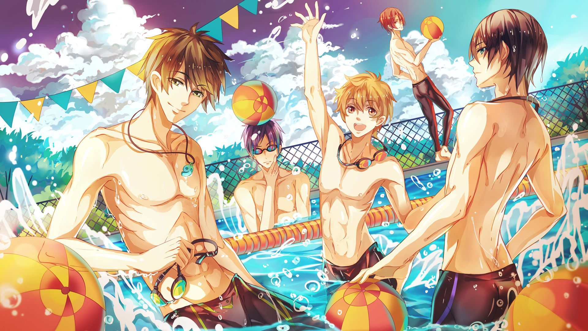 Free Iwatobi Swim Club Anime Wallpapers Wallpaper Cave Zerochan has 888 matsuoka rin anime images, wallpapers, hd wallpapers, android/iphone wallpapers, fanart, cosplay pictures, facebook covers, and many more in its gallery. iwatobi swim club anime wallpapers